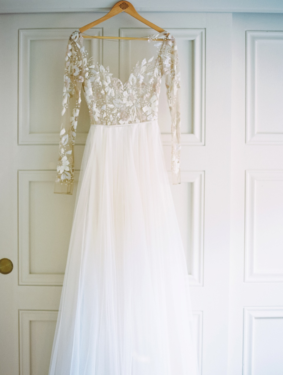 Hayley Paige Remington gown | Becca Lea Photography