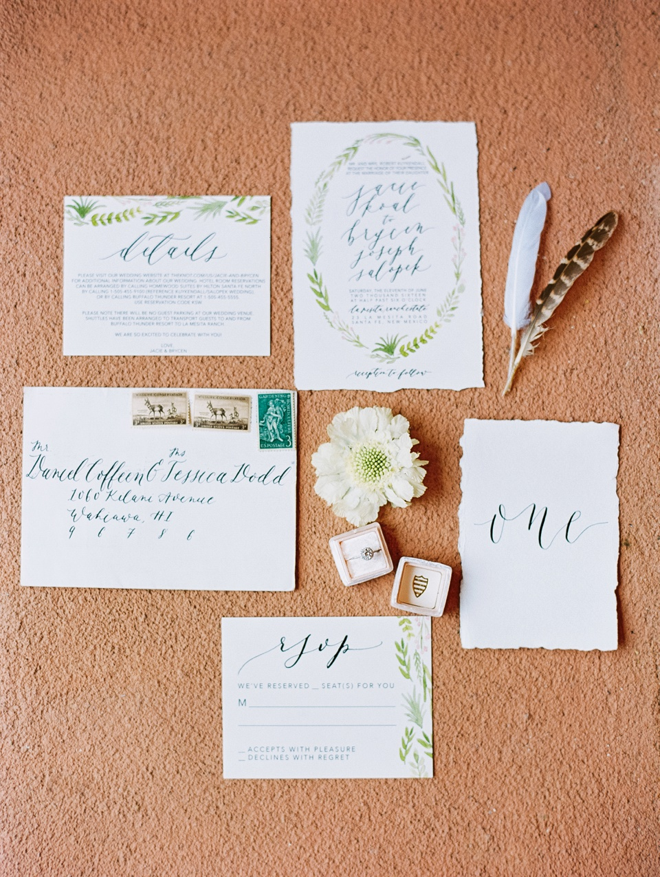 Olive Branch & Co | Becca Lea Photography