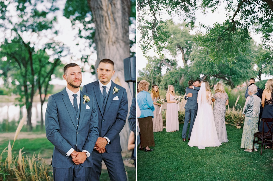 La Mesita Ranch Wedding | Becca Lea Photography