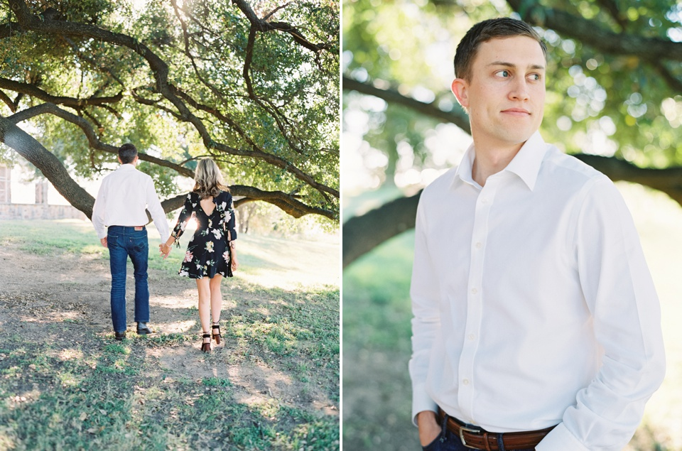 Engagement Photographer Dallas