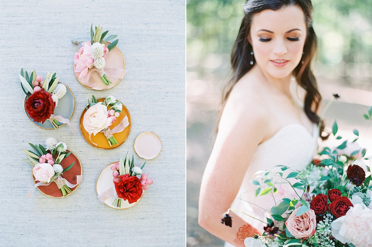 Lindsey Zamora Wedding Styling | Becca Lea Photography