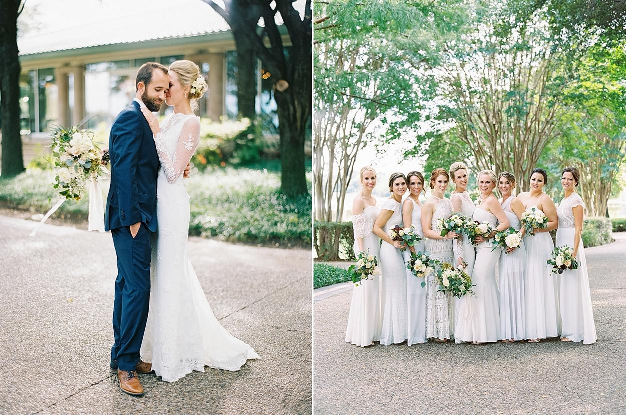 Chic White Weddings