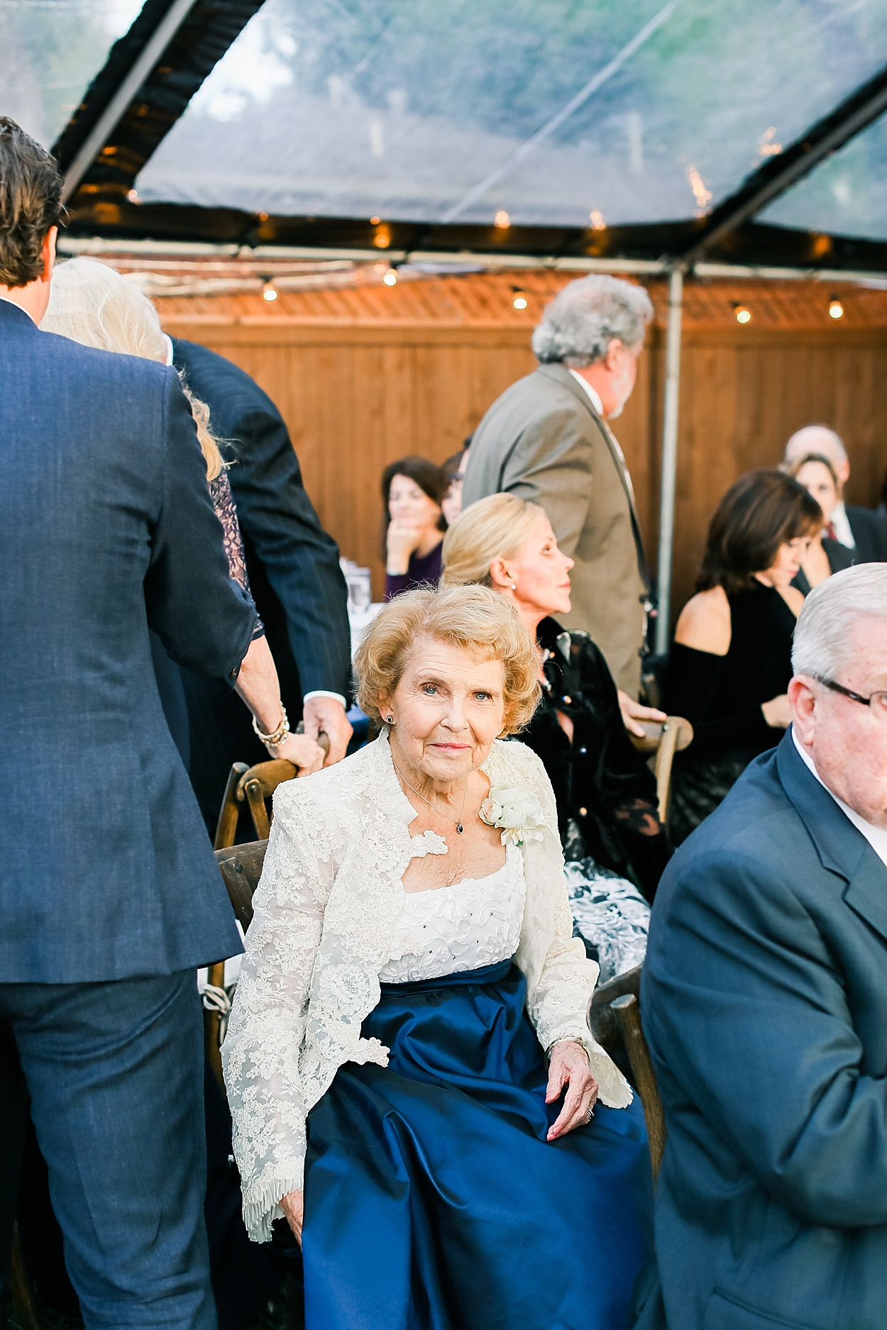 DFW Backyard Wedding