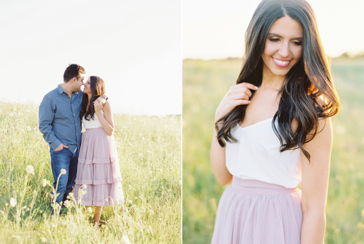 DFW Engagement Photos | Becca Lea Photography