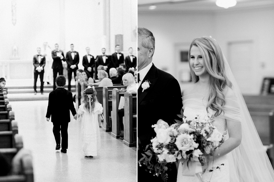 Holy Trinity Catholic Church Dallas Wedding