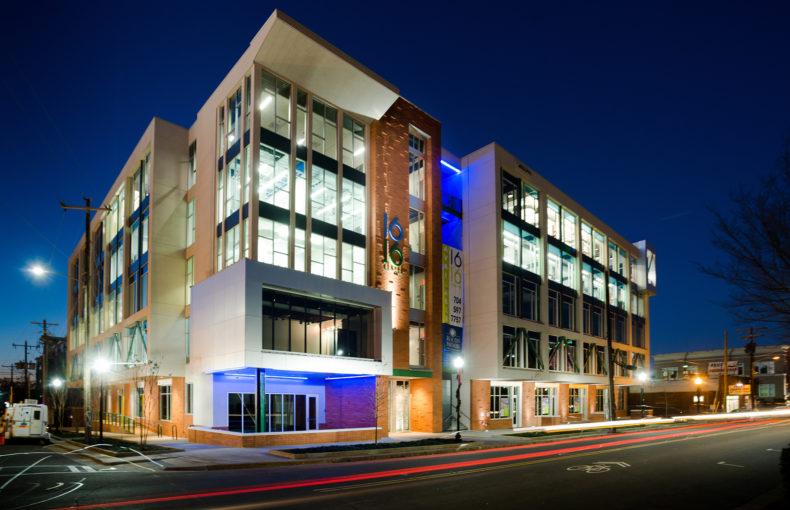 1616 Center, photo courtesy of Beacon Partners