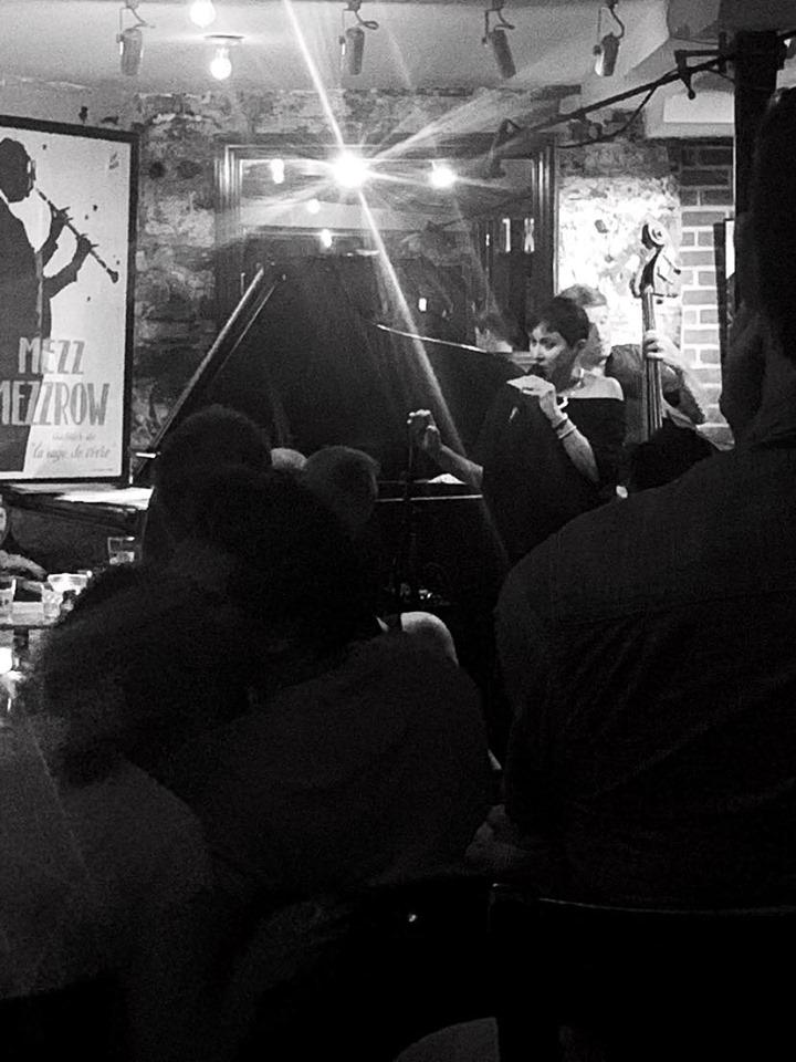 Marty Elkins at Mezzrow - Jazz Club