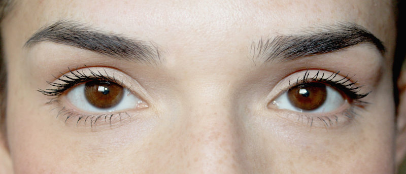 AFTER BROW SHAPING