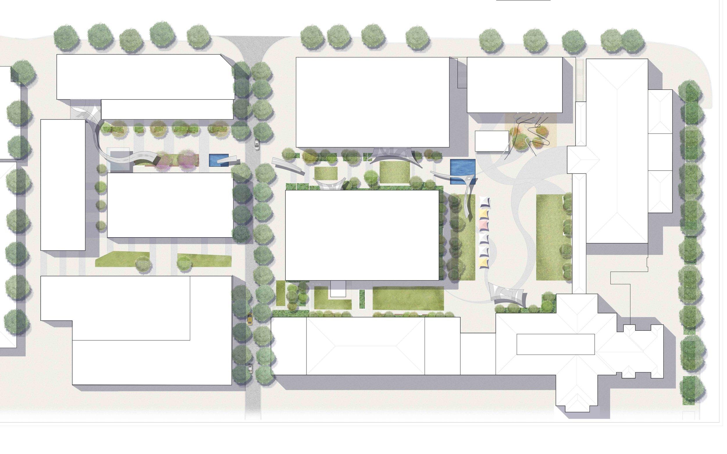 Joondalup City Centre Public Realm Masterplan