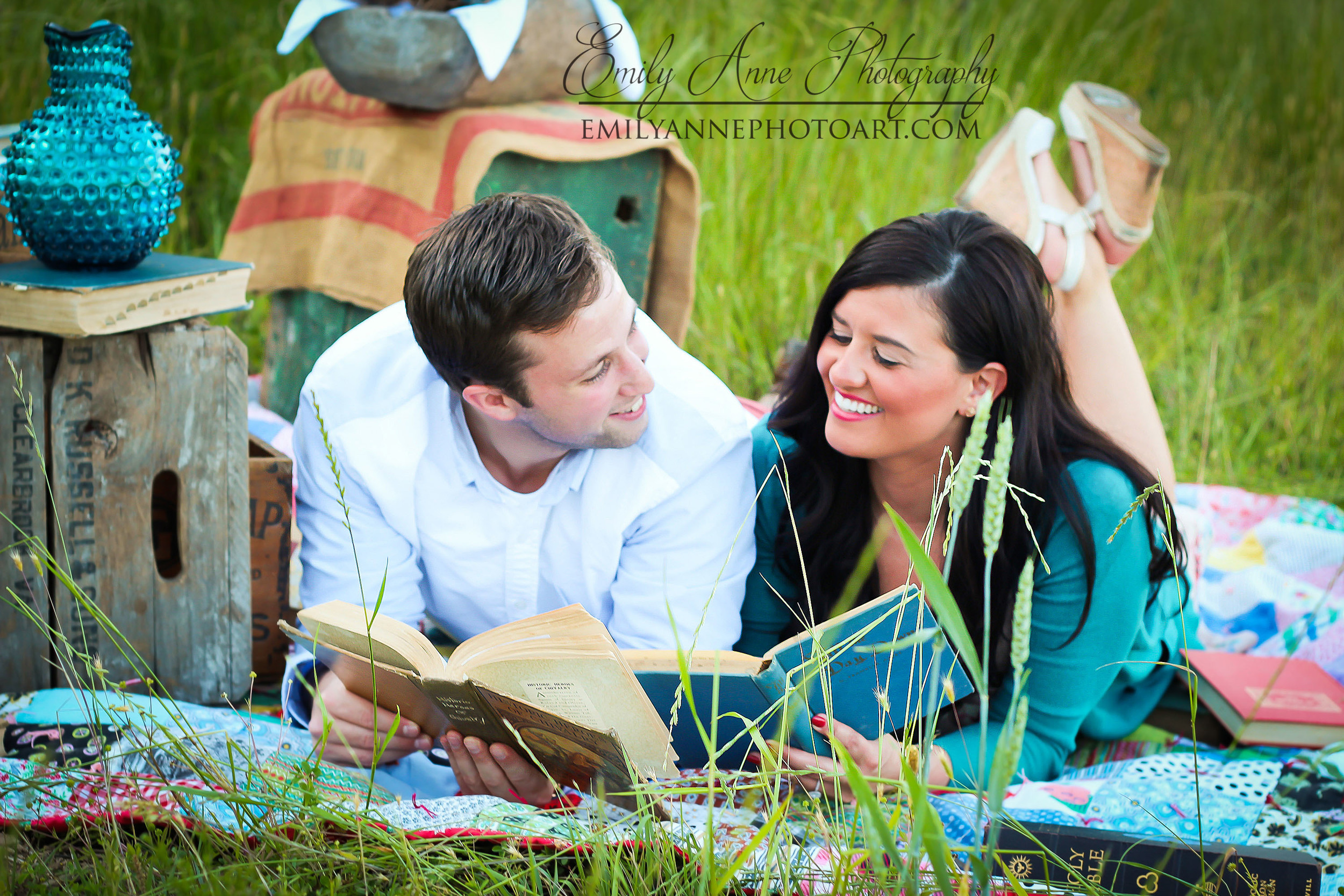Aren't they just the cutest!? This beautiful couple is in another magical place. :)