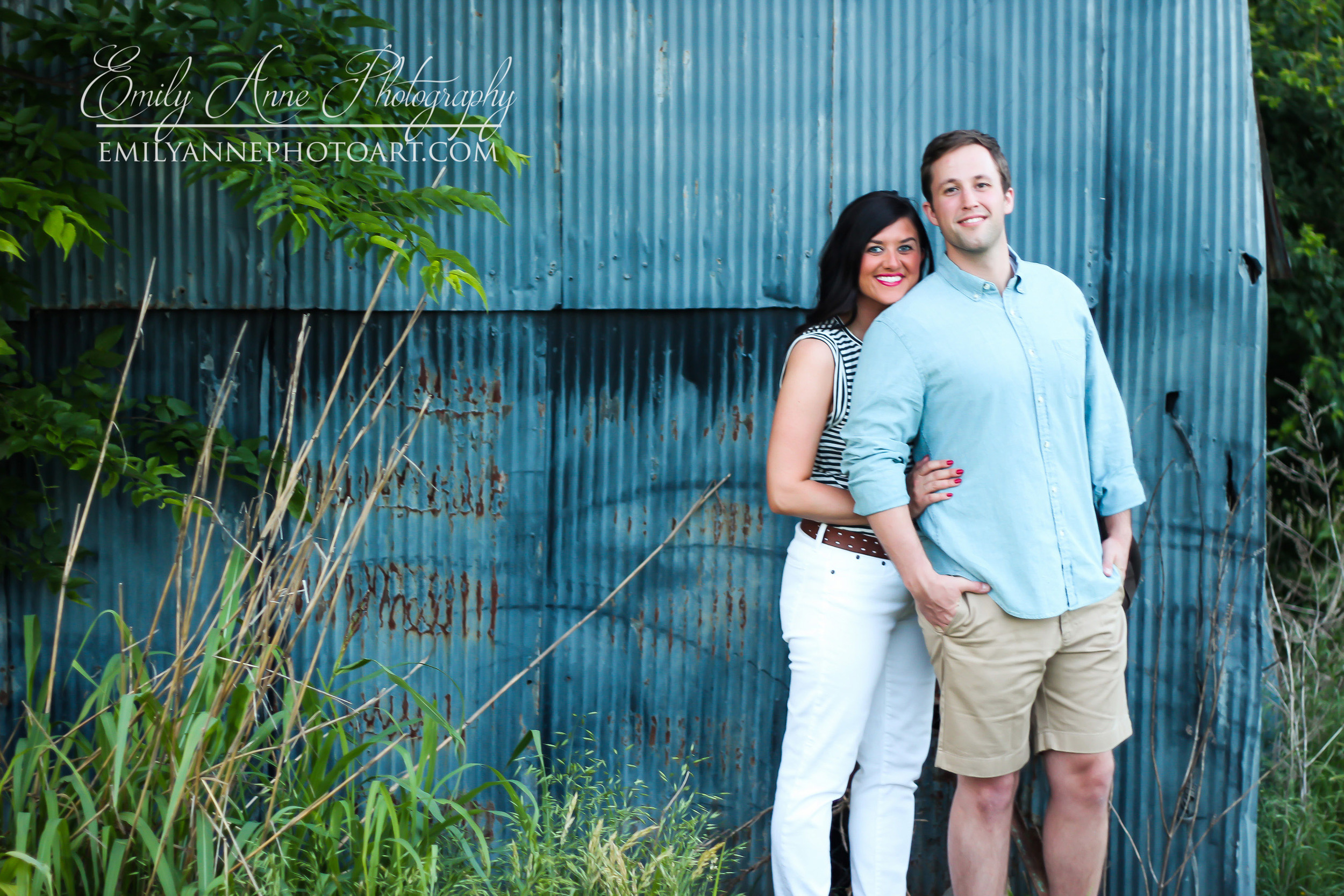 Marcella Vivrette Smith Park in Brentwood was such a lovely location to capture this amazing couple.