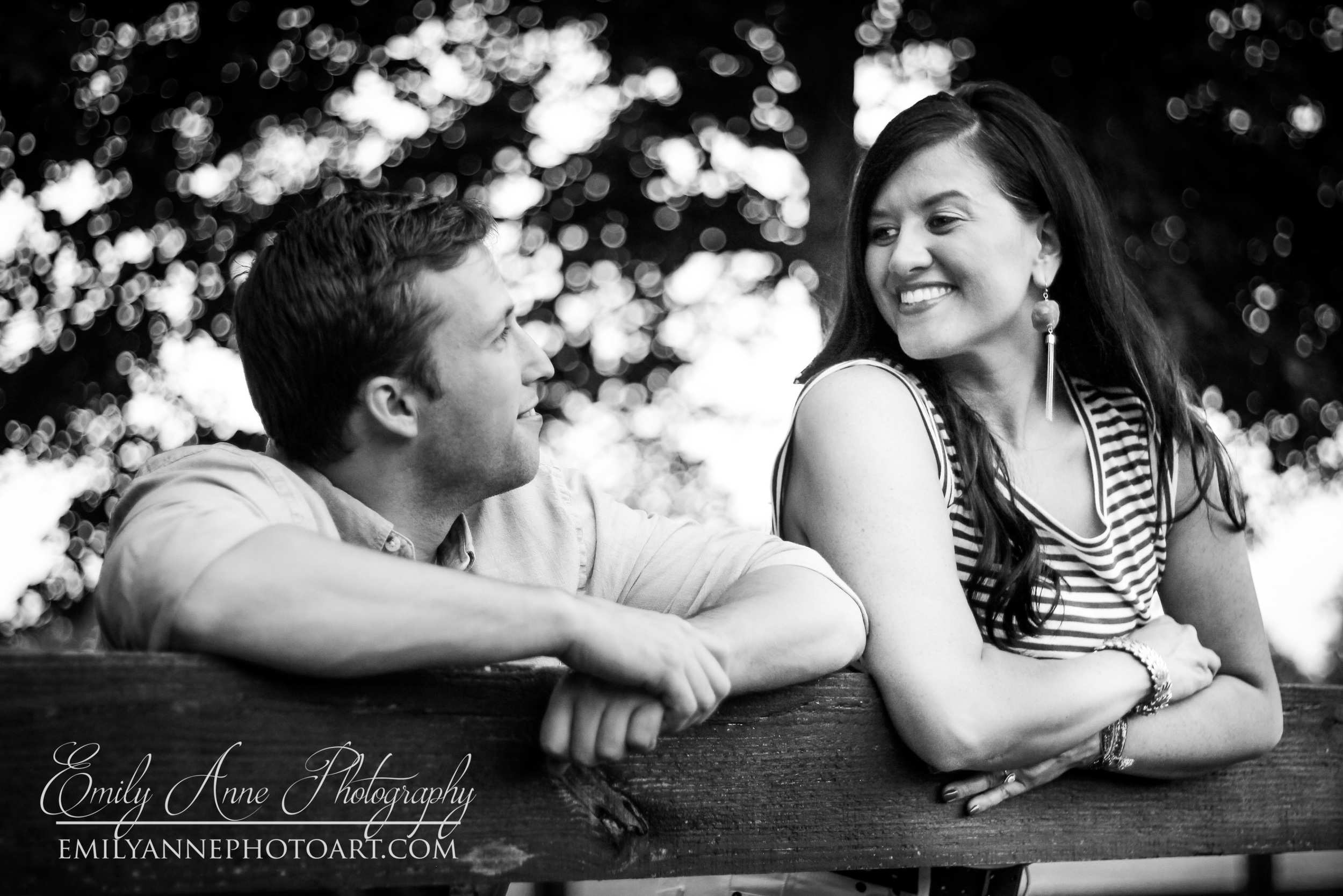 I'm not on the fence about how this image turned out. They both have a light in their eyes that is irreplaceable.