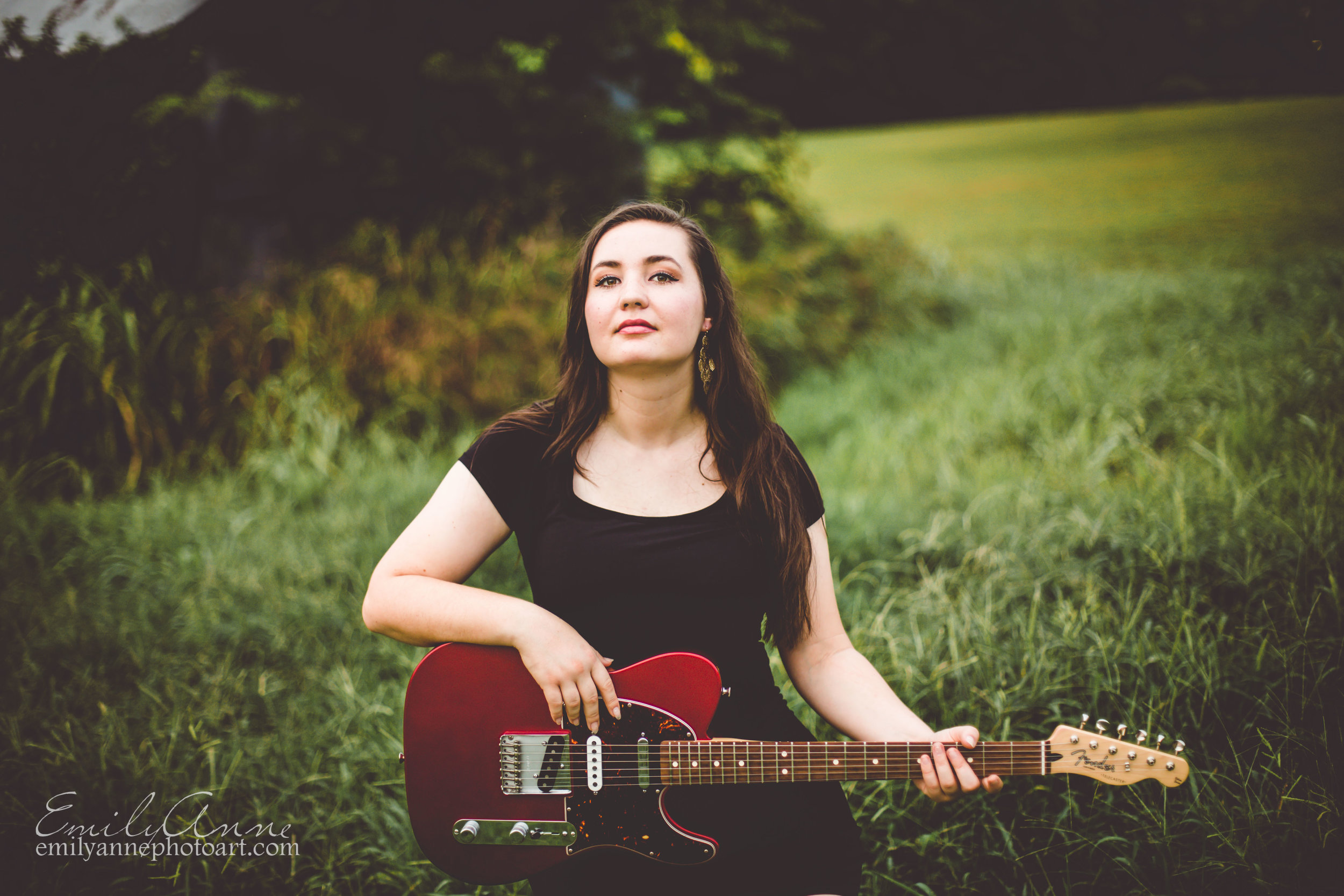 top artist and musician photographer in nashville emily anne photography