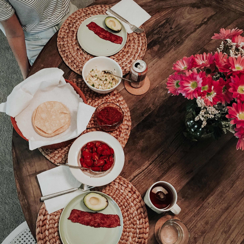 pinterest worthy breakfast - emily anne photo art