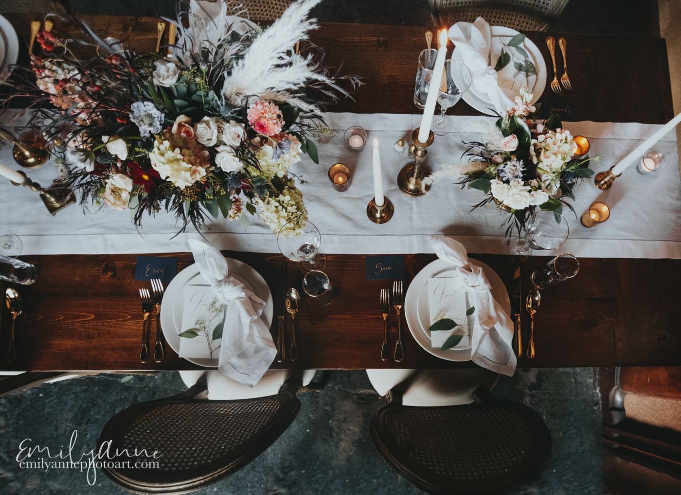 beautiful table set for 4 best inspiring elopement table sets best wedding photographer