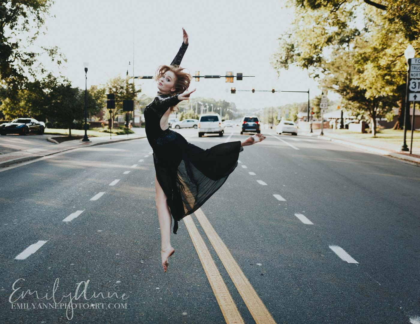 best dance photographer in Nashville capturing live motion Emily Anne Photo Art