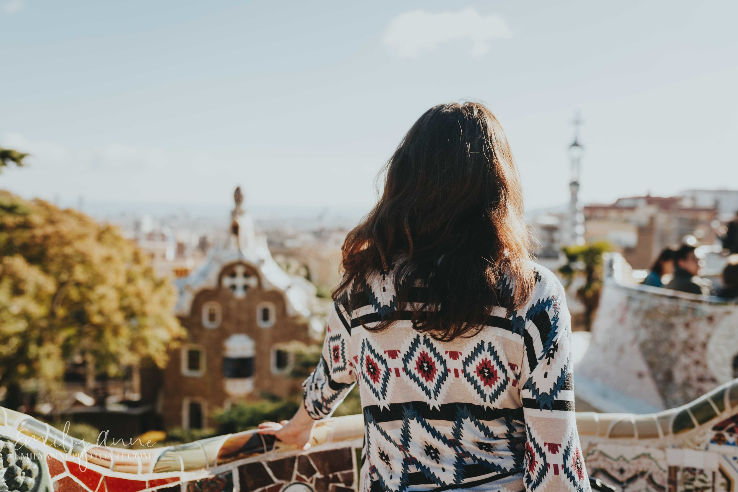 incredible places to go in Barcelona by Nashville and Barcelona Wedding Portrait Photographer Emily Anne Photo Art