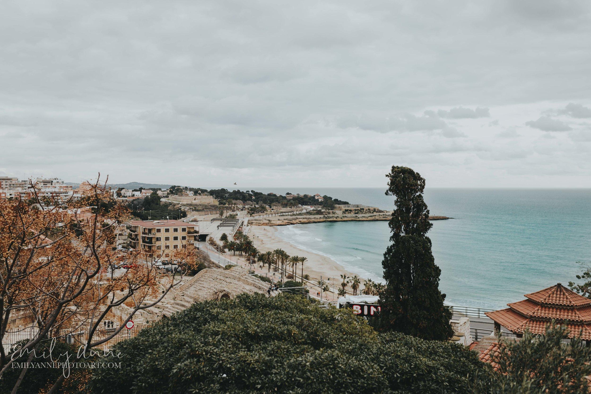 hidden gems of Spain - best city to visit by top Spanish and Nashville Barcelona Wedding Portrait Photographer Emily Anne