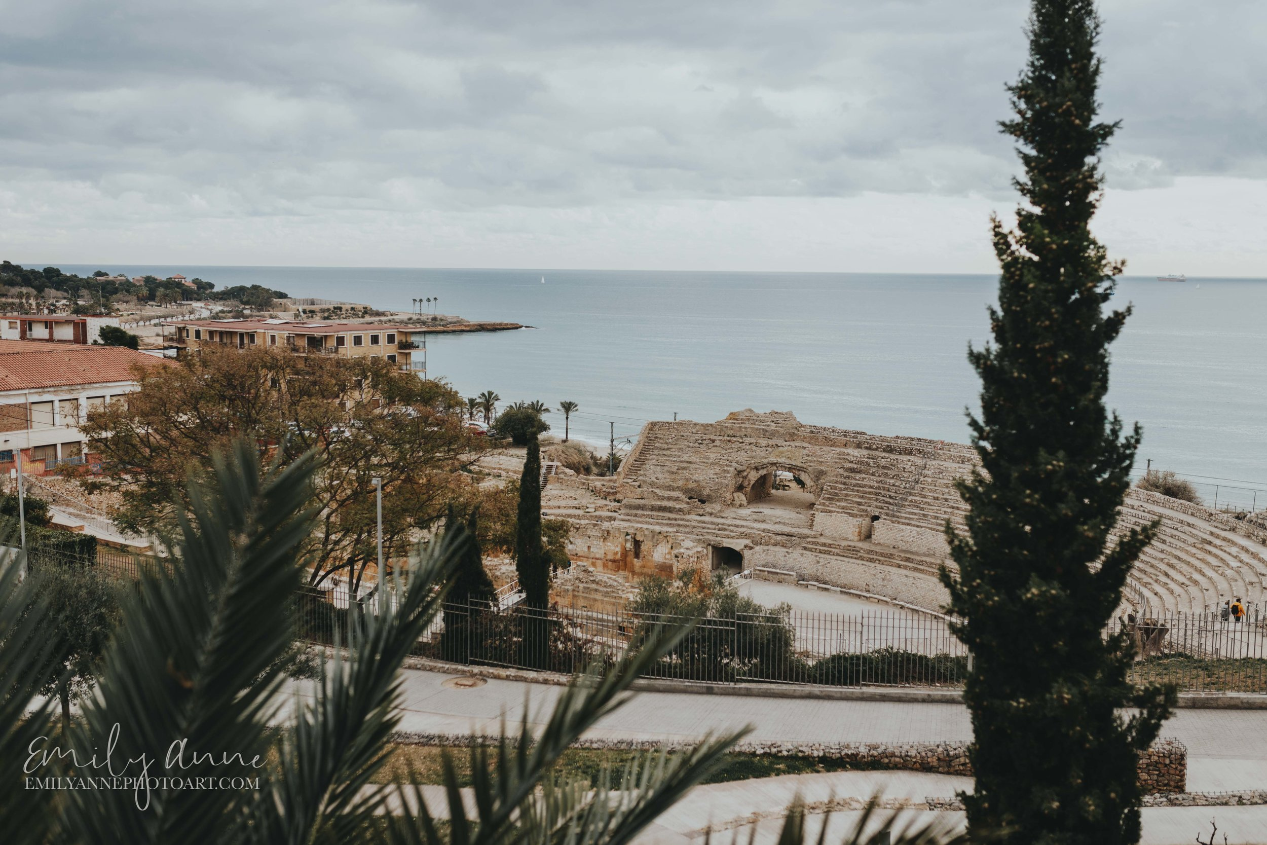 places to visit in Spain Tarragona - top destination wedding photographer Emily Anne Photo Art Europe Barcelona