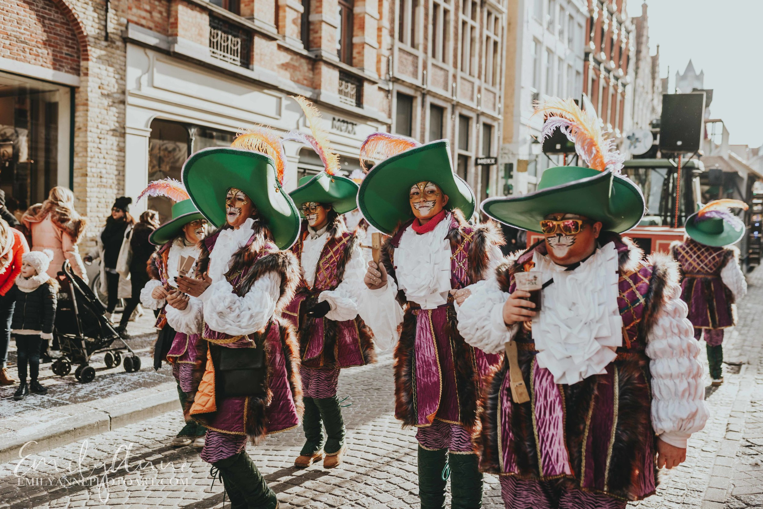 carnaval bruges belgium shot by event portrait wedding photographer Belgium Nashville Barcelona European Photographer Emily Anne Photo Art (photography)
