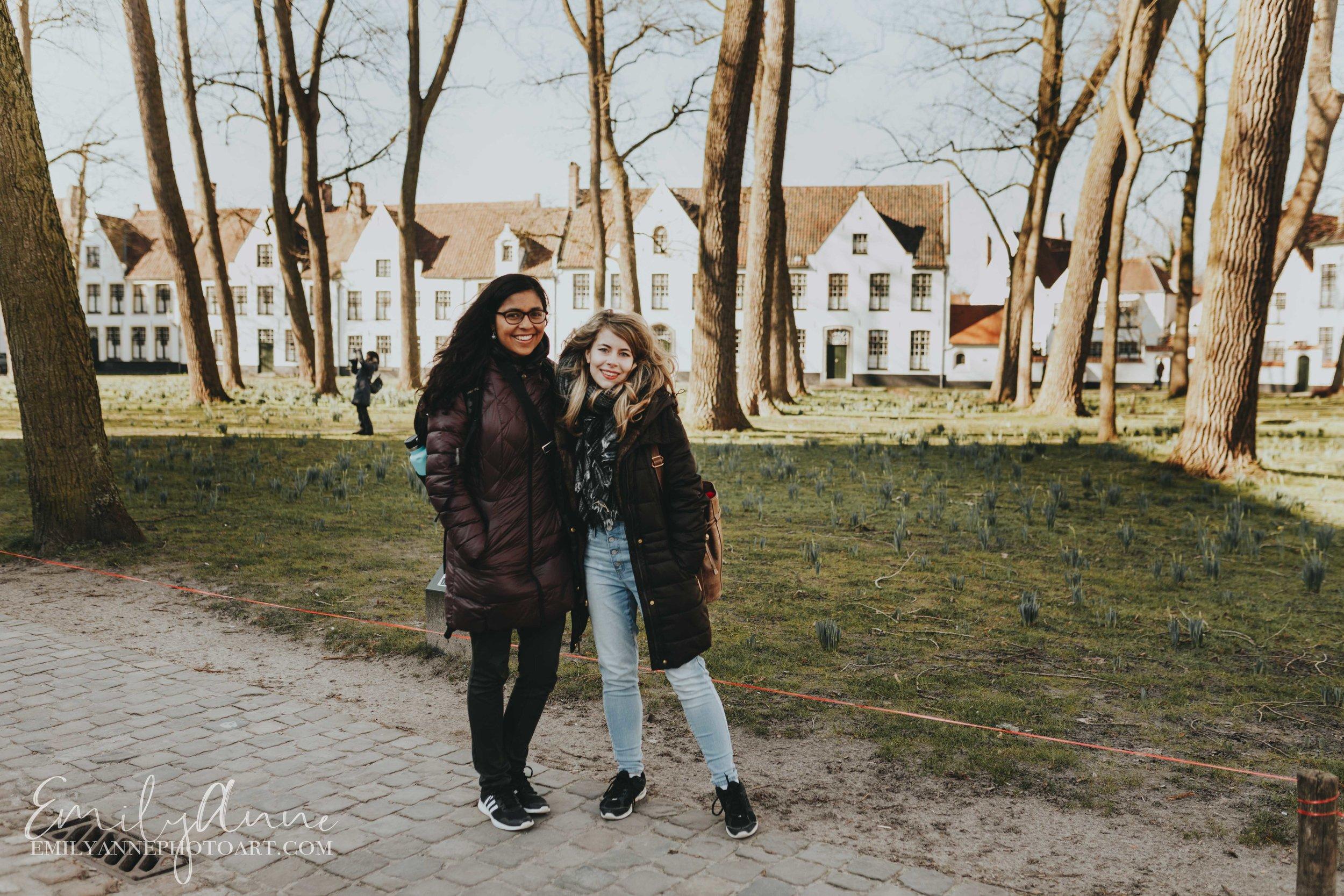 bruges belgium park