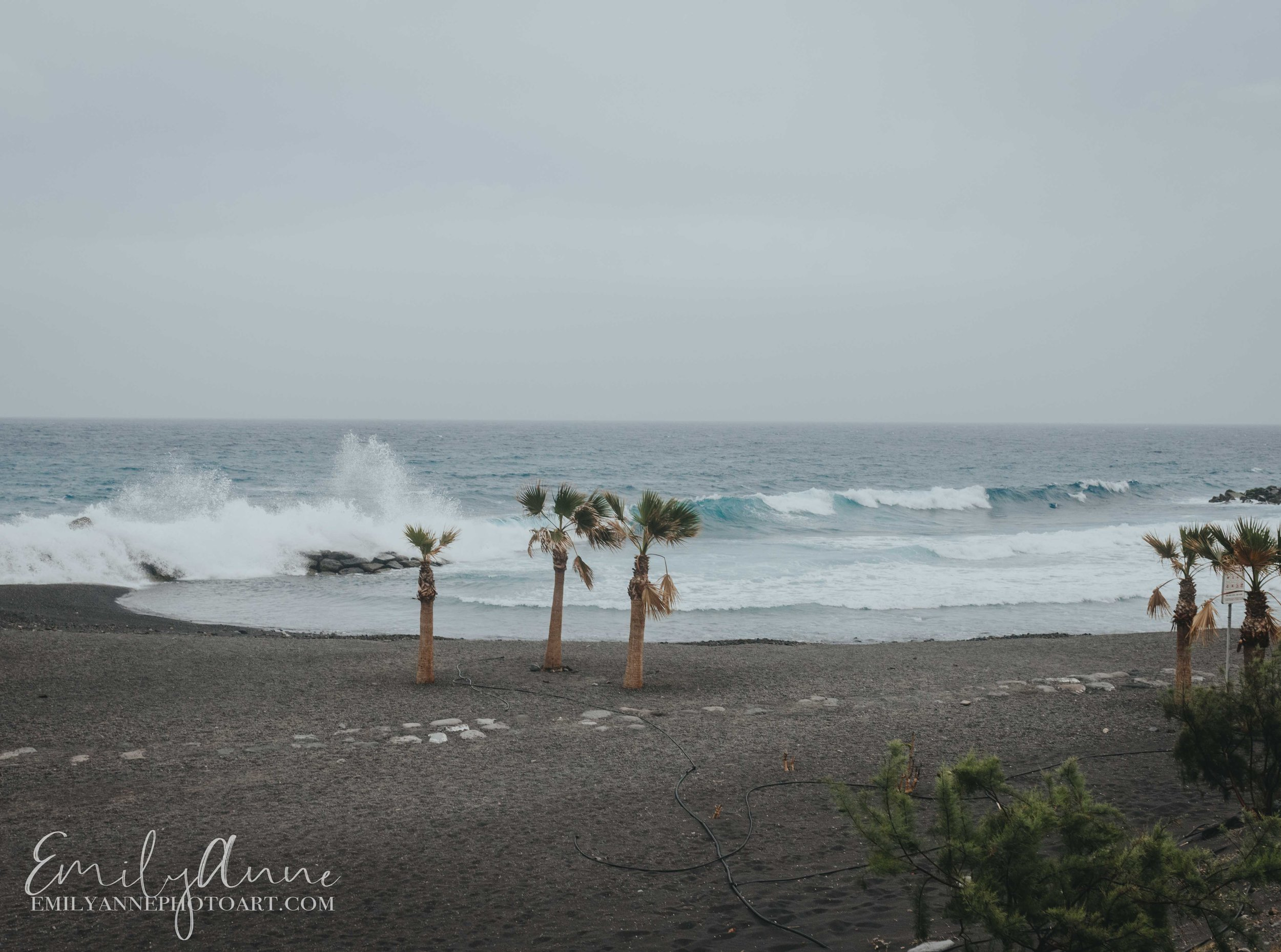 gorgeous rugged tenerife best places to go in europe by Emily Anne Photo Art
