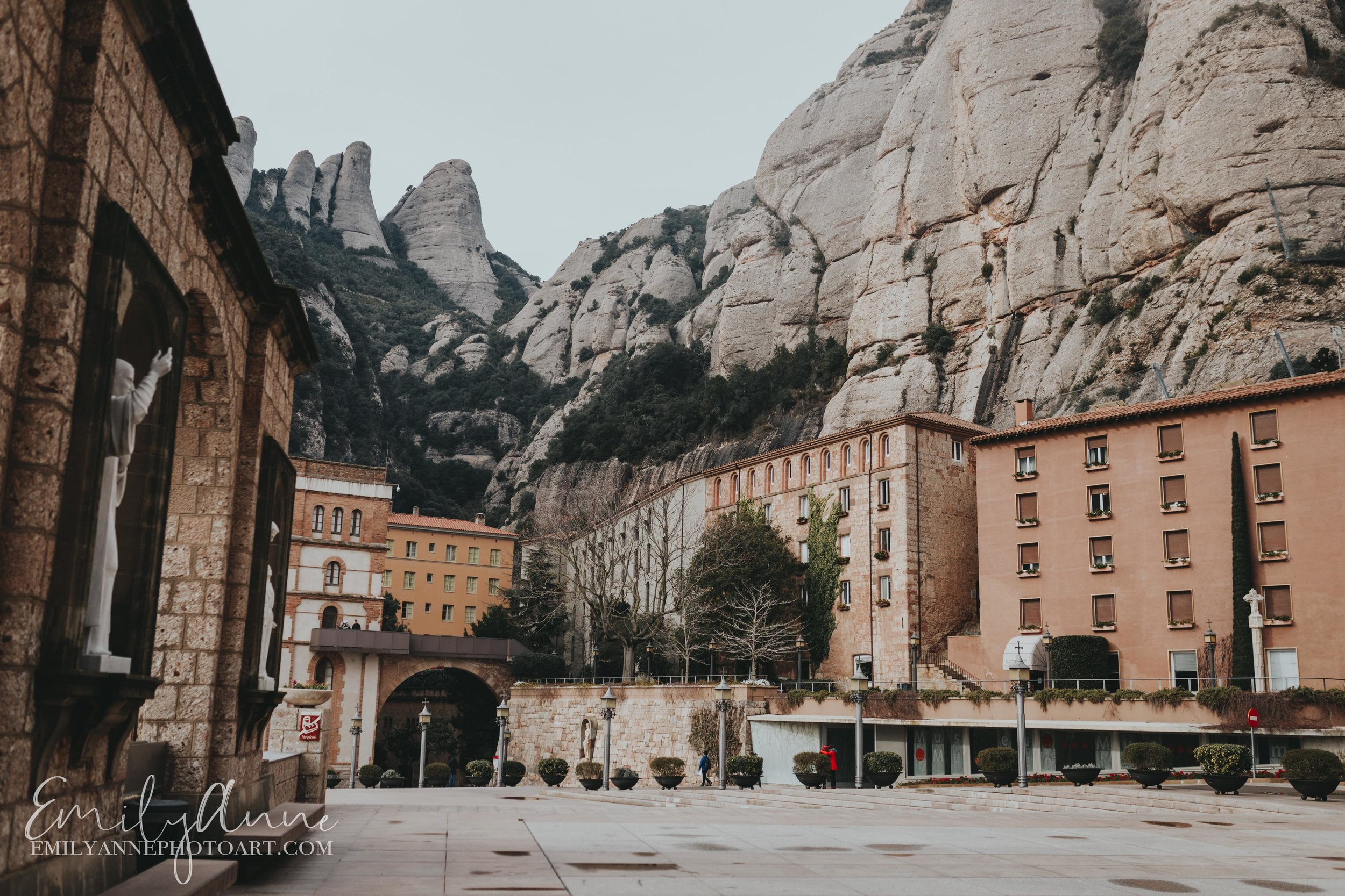 top day trips from Barcelona by portrait wedding photographer Emily Anne Photo Art