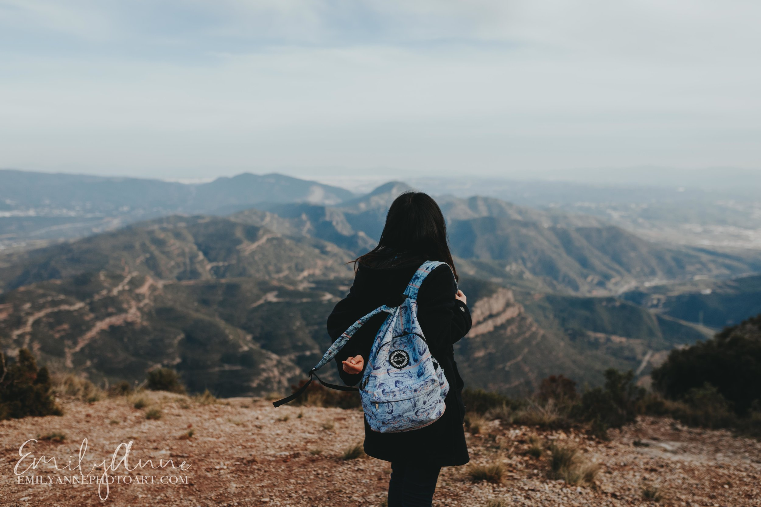 best adventure travel pics by Barcelona portrait photographer Emily Anne photo art