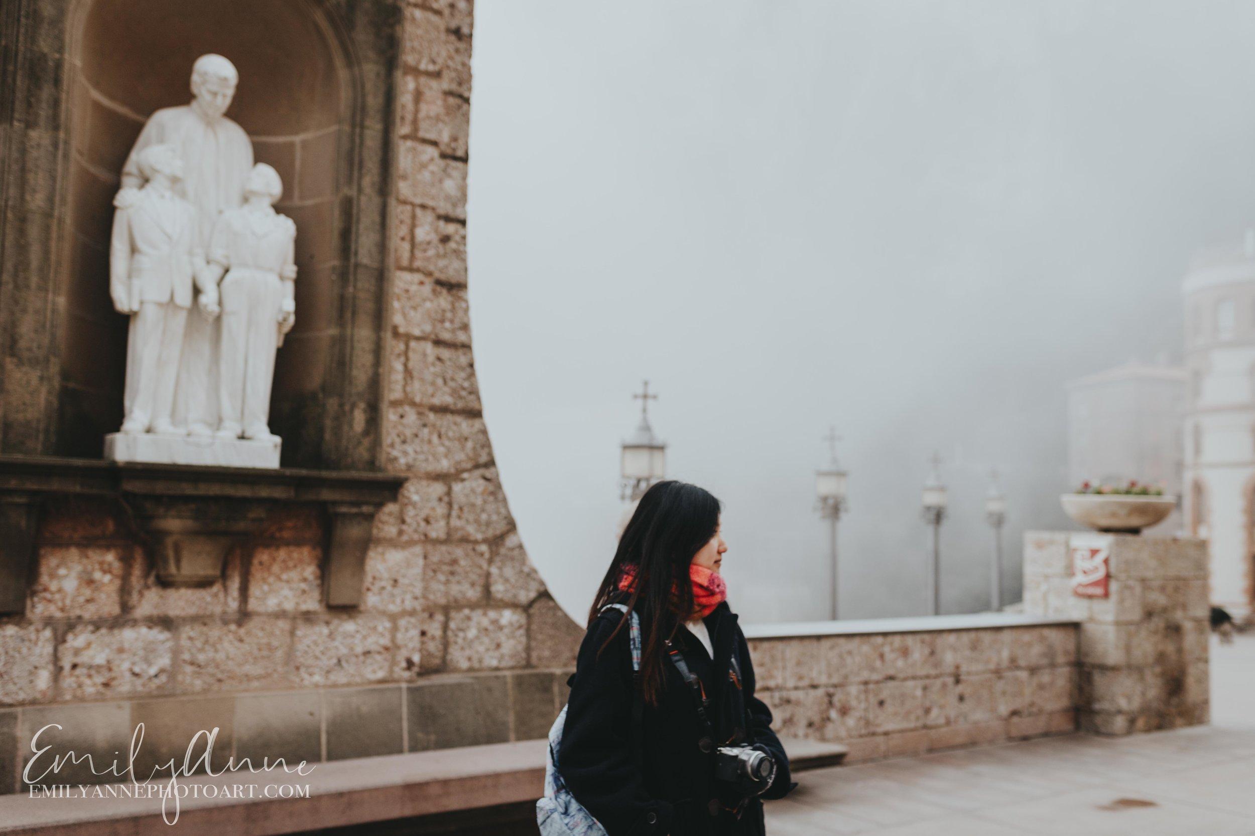 top portrait photographer Nashville barcelona best of Barcelona and Montserrat