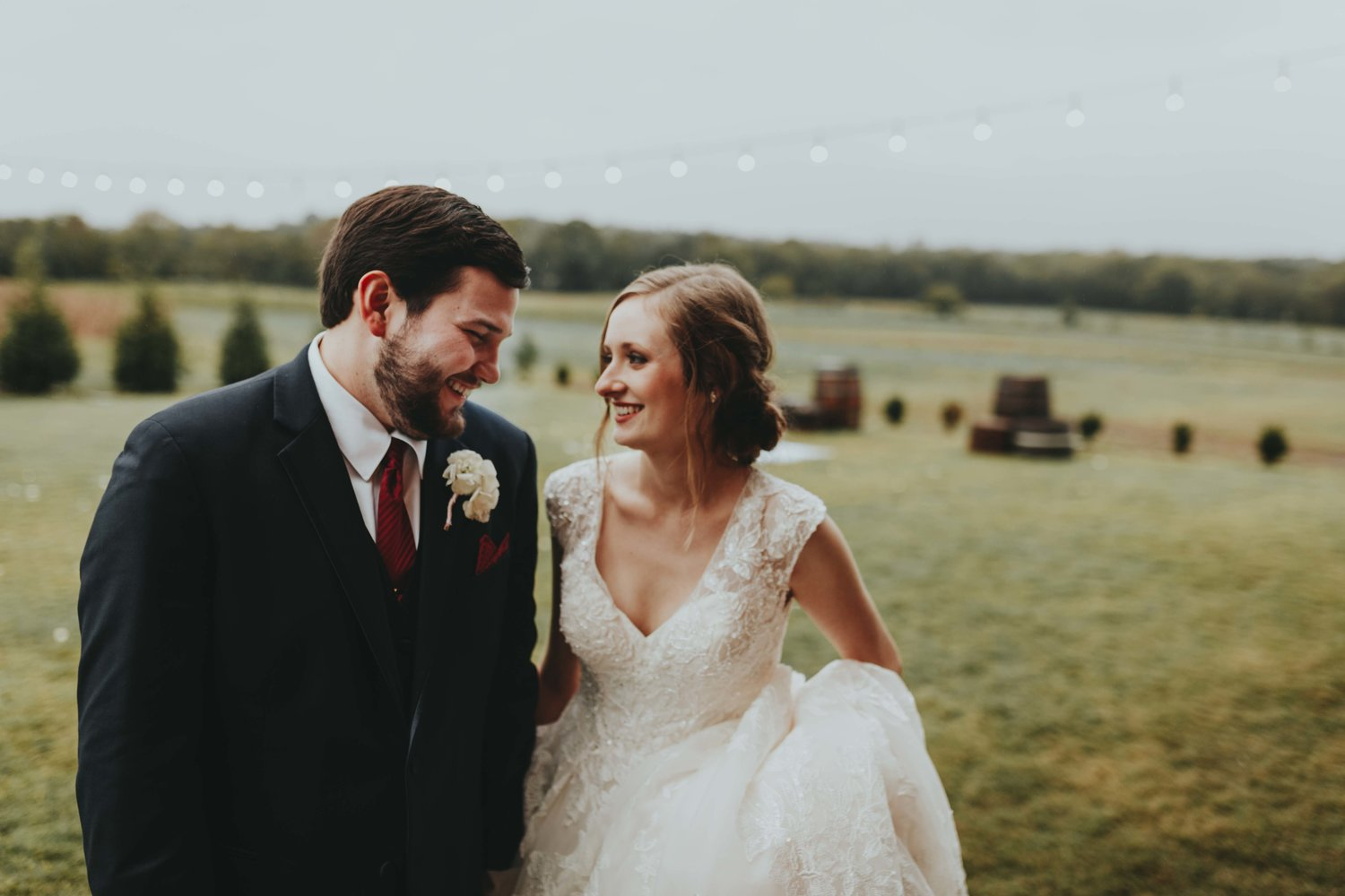 dreamy pride and prejudice ethereal wedding photography shot by top Nashville wedding photographer Emily Anne Photo Art at AllenBrooke Farms in Franklin