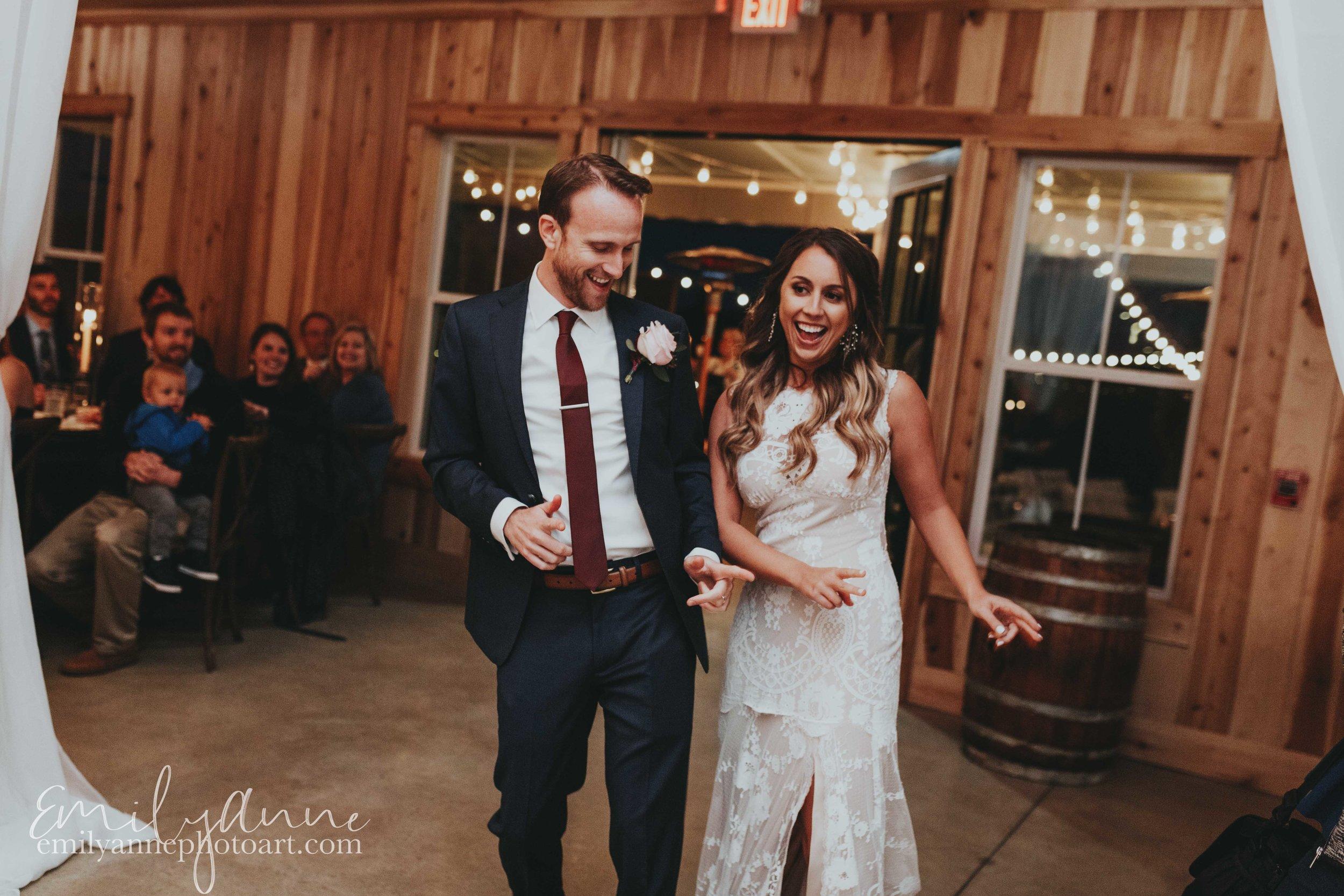 best dance partner at wedding