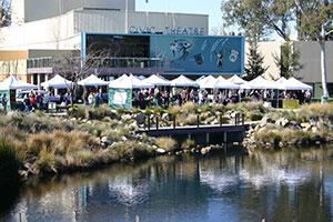 Wagga events, Farmers Market