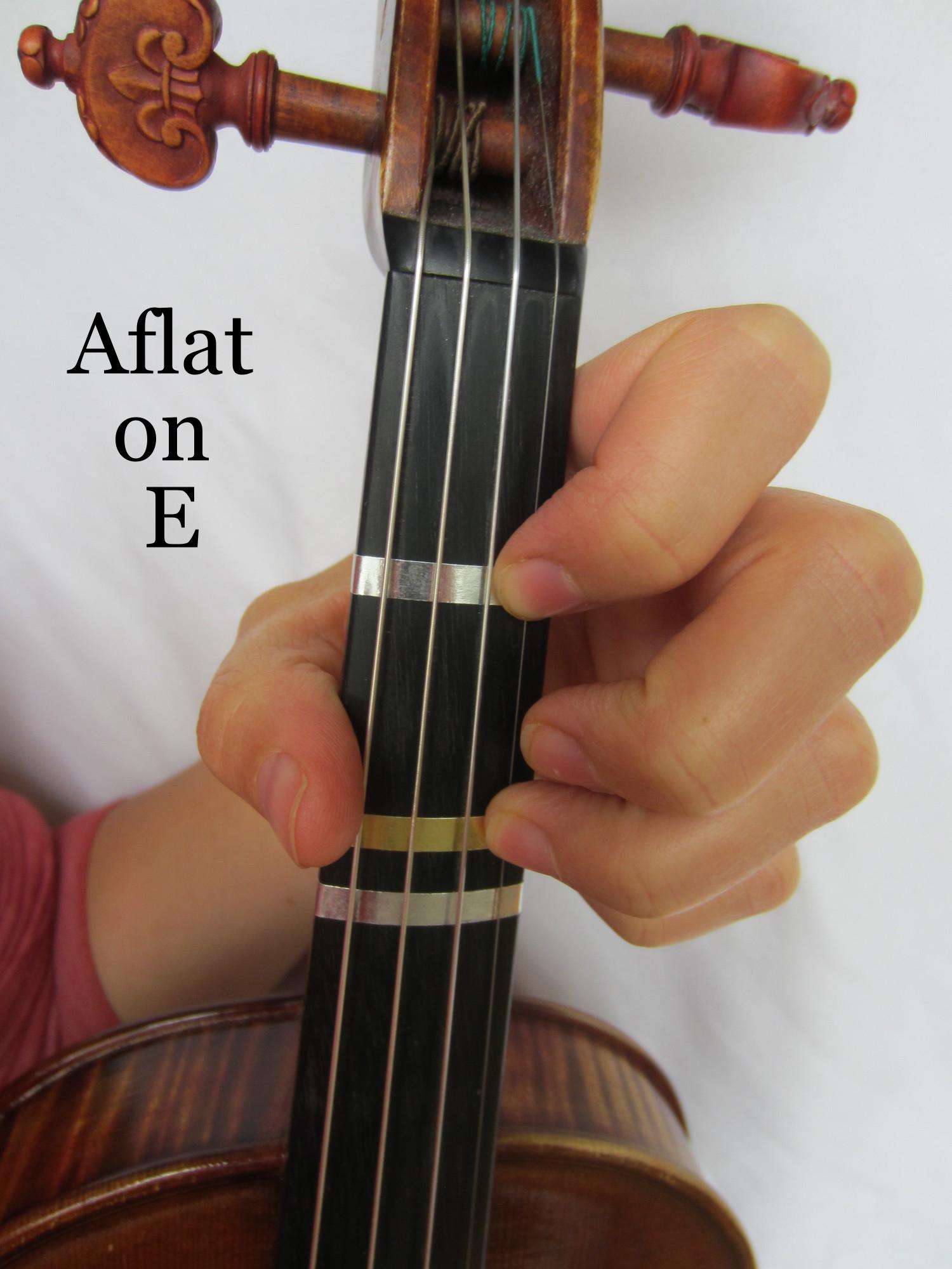 Violin Fingering A flat on E.JPG