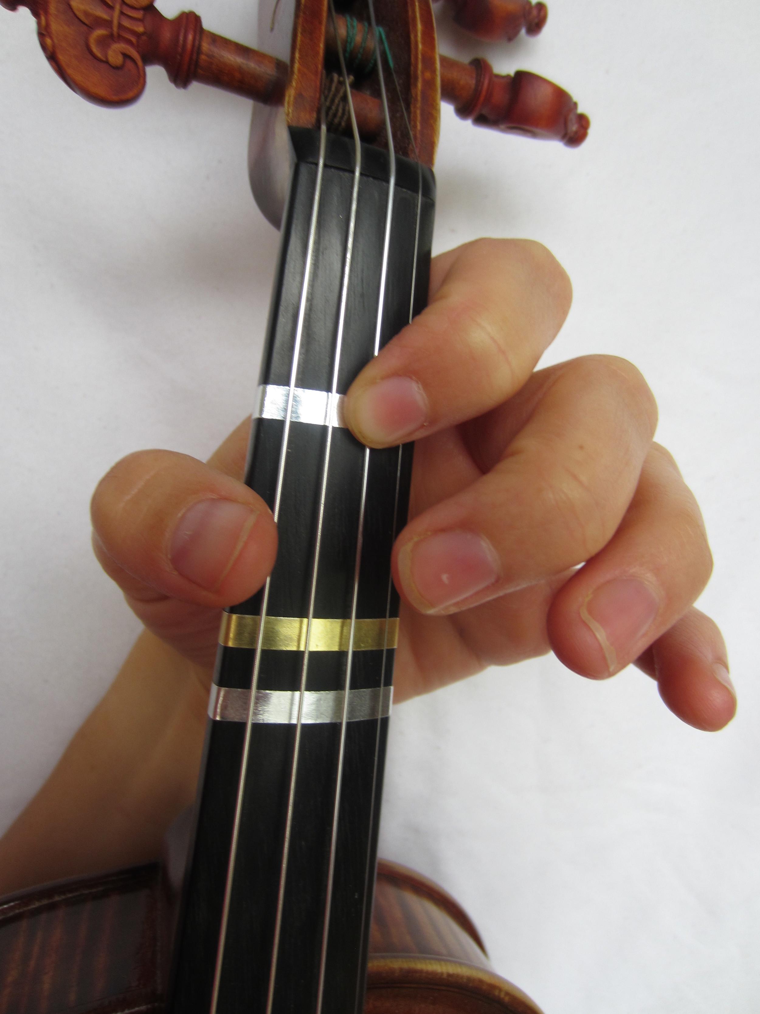 Violin Fingering Bnatural on A -2.JPG