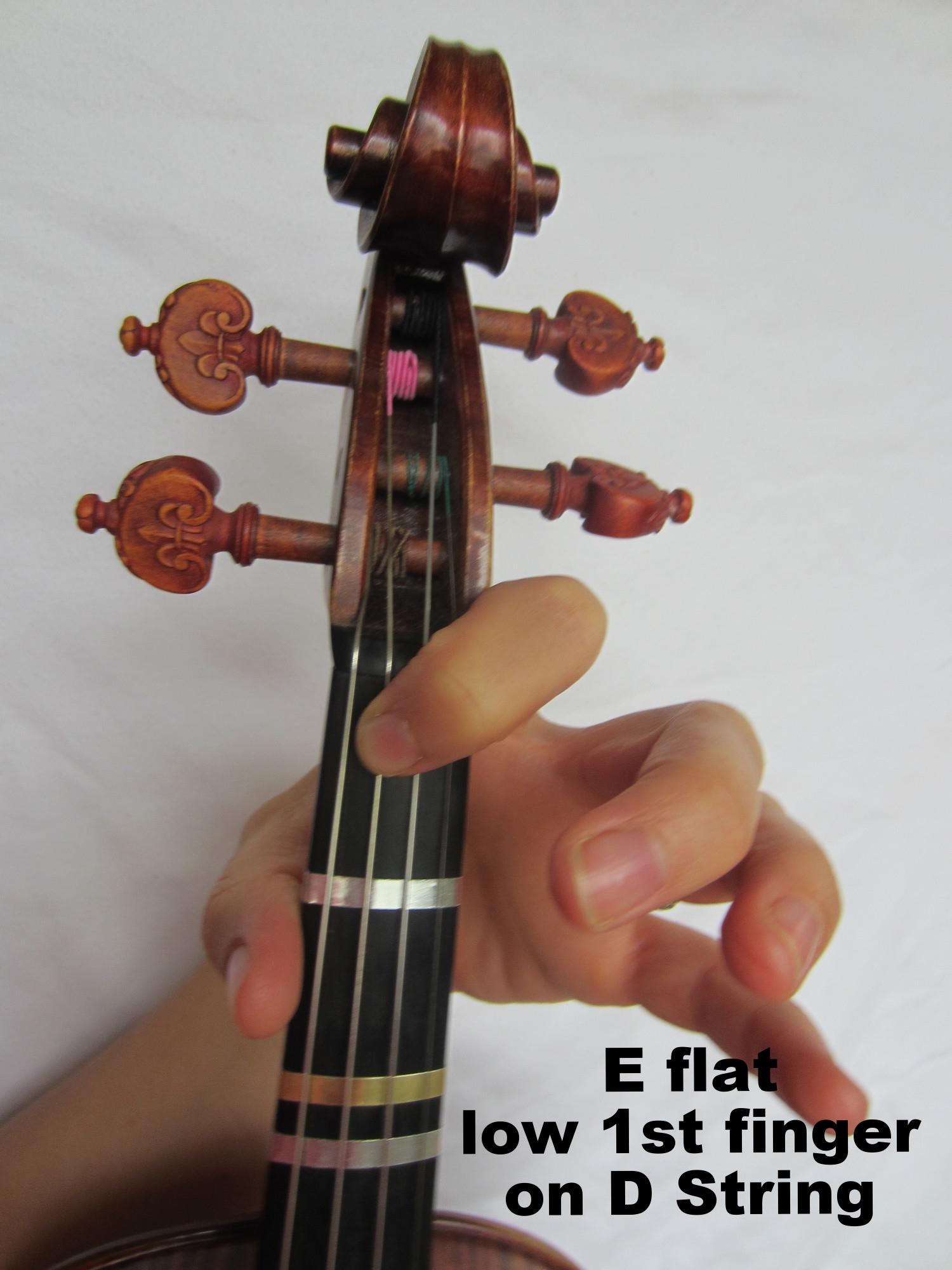Violin Fingering e flat on D.JPG