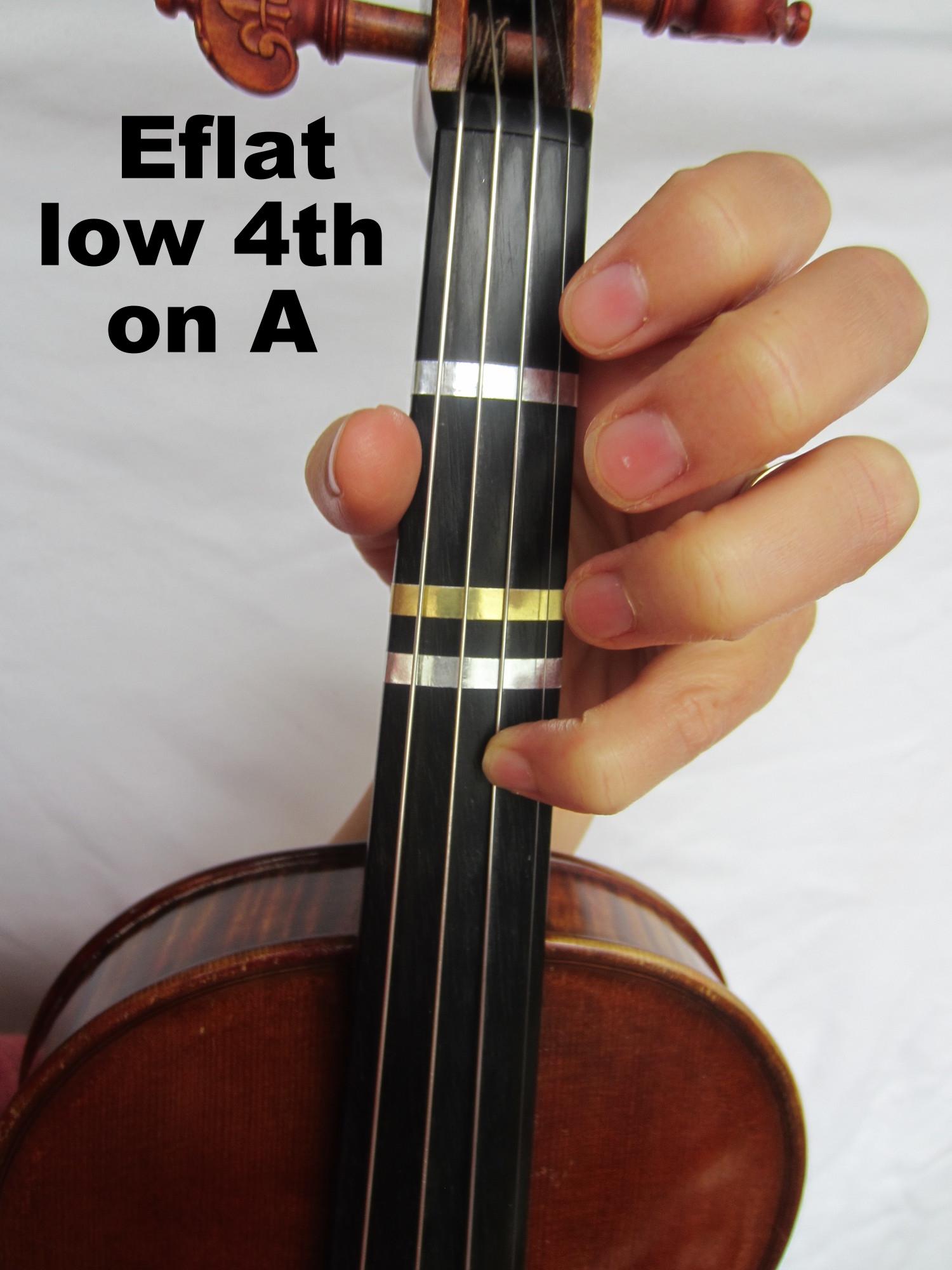 Violin Fingering Eflat on A.JPG
