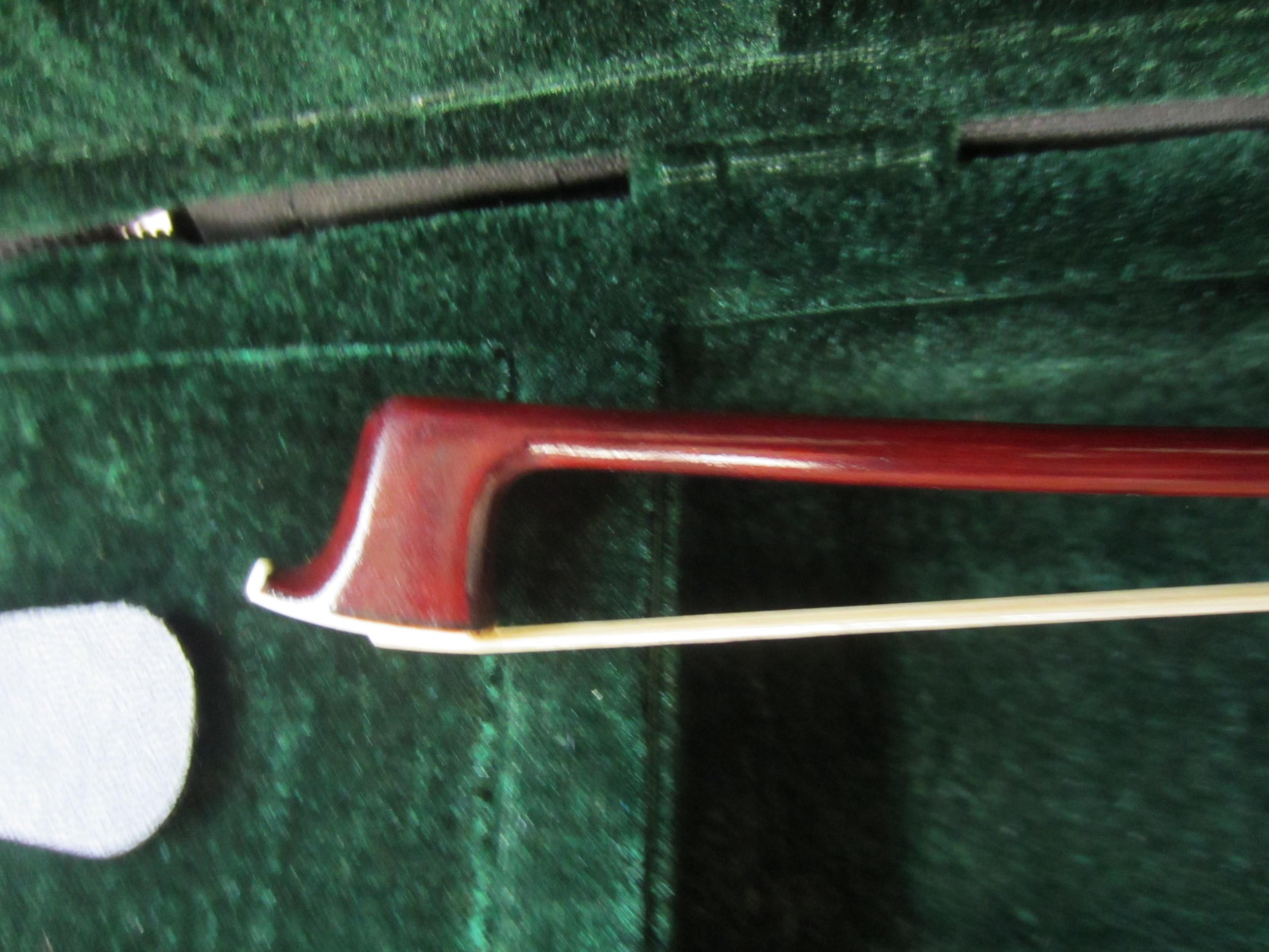 Cremona SV - 130 Violin Bow Tip