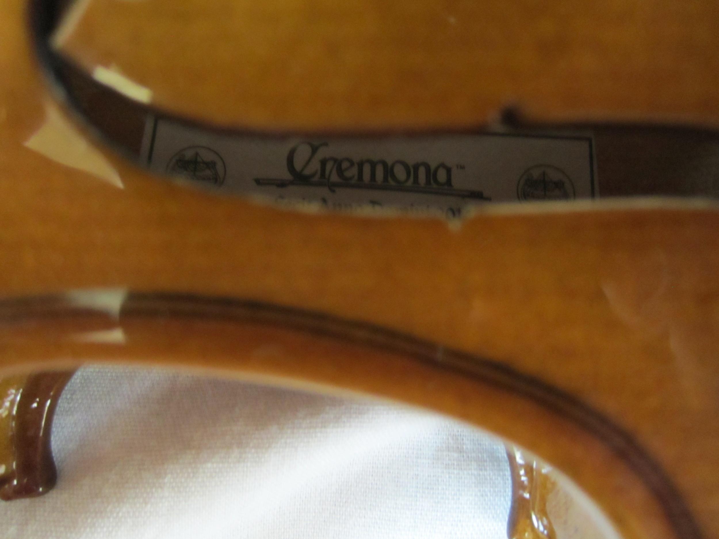 Cremona SV - 130 Violin