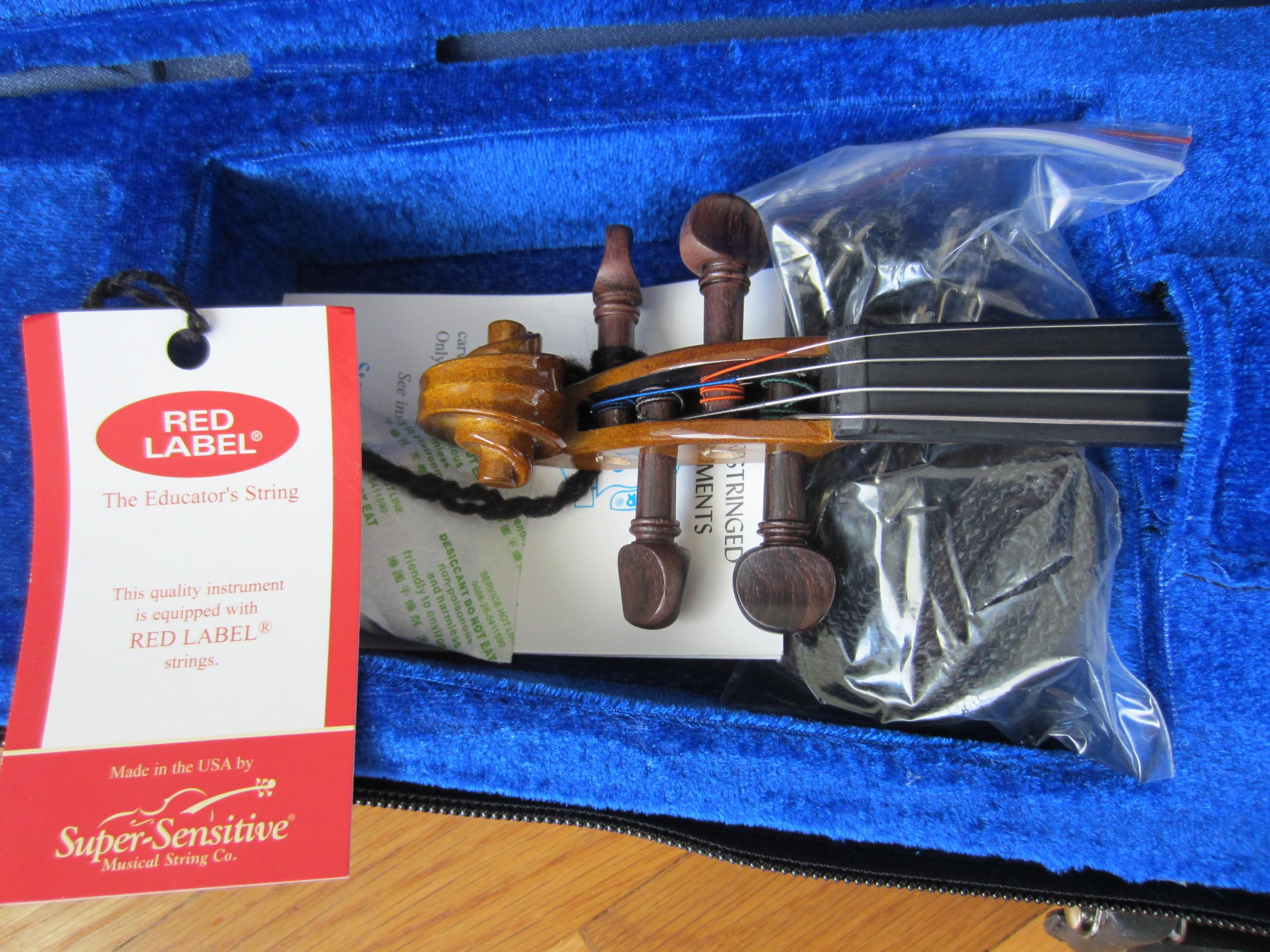 Stentor Violin Strings