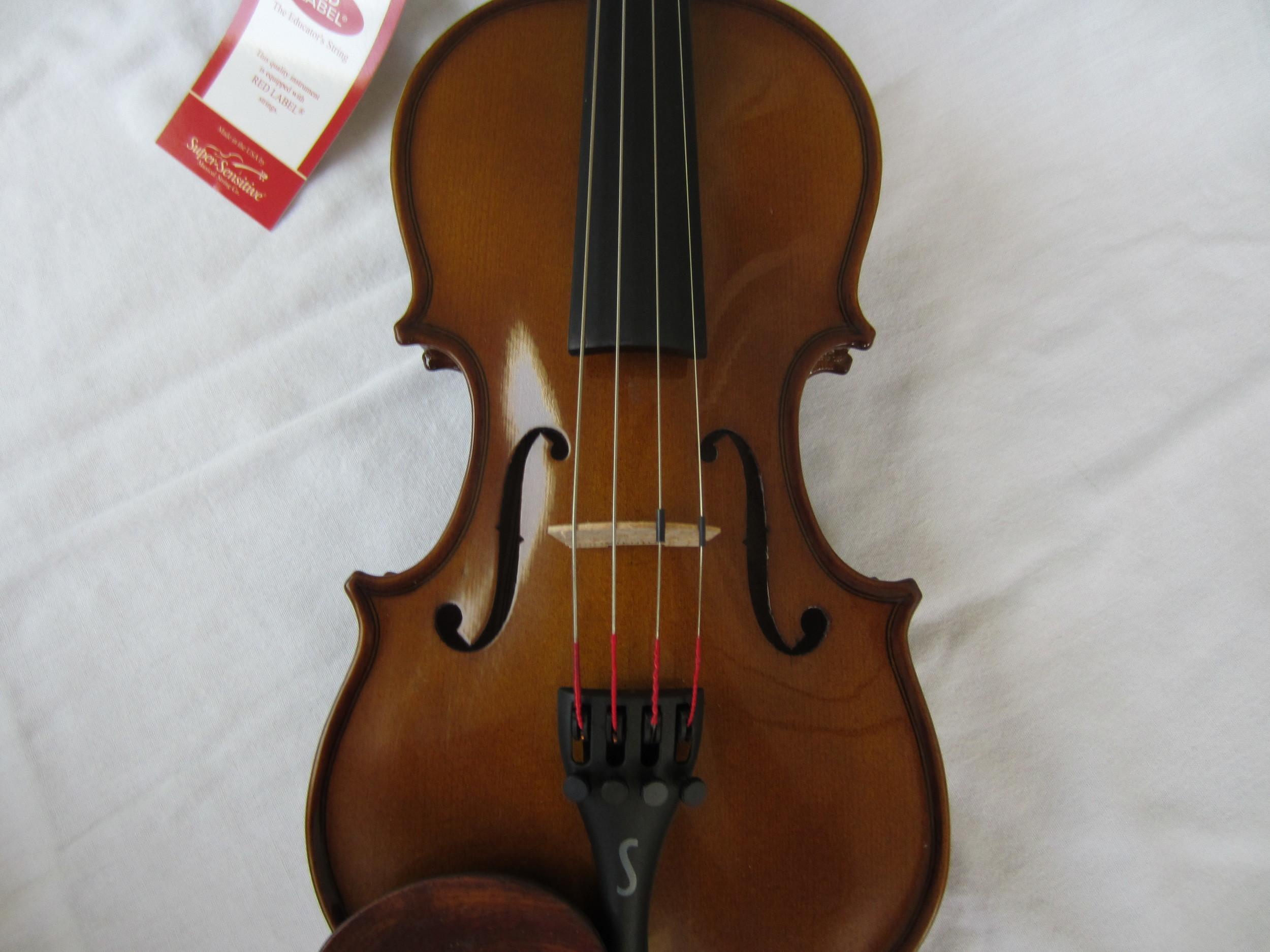 Stentor Violin 1400 Review