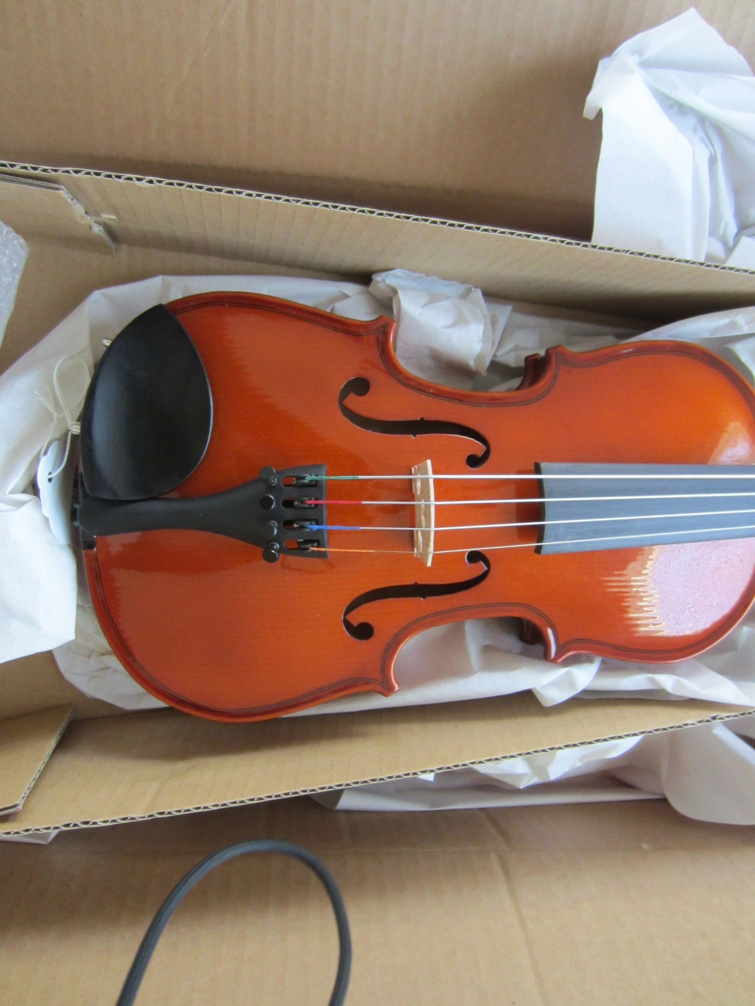 Franz Hoffman Violin Brand