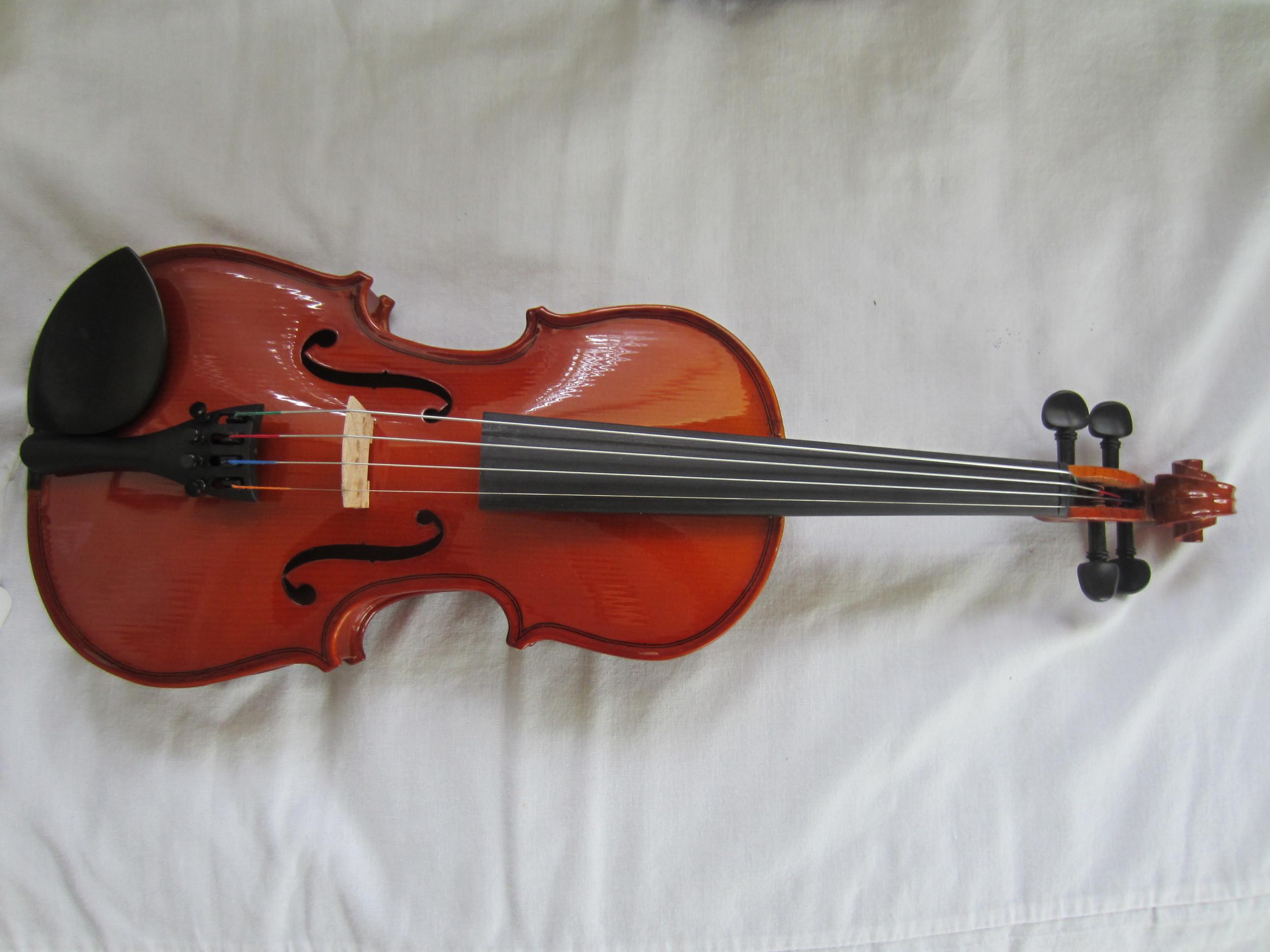 Good Beginning Violin