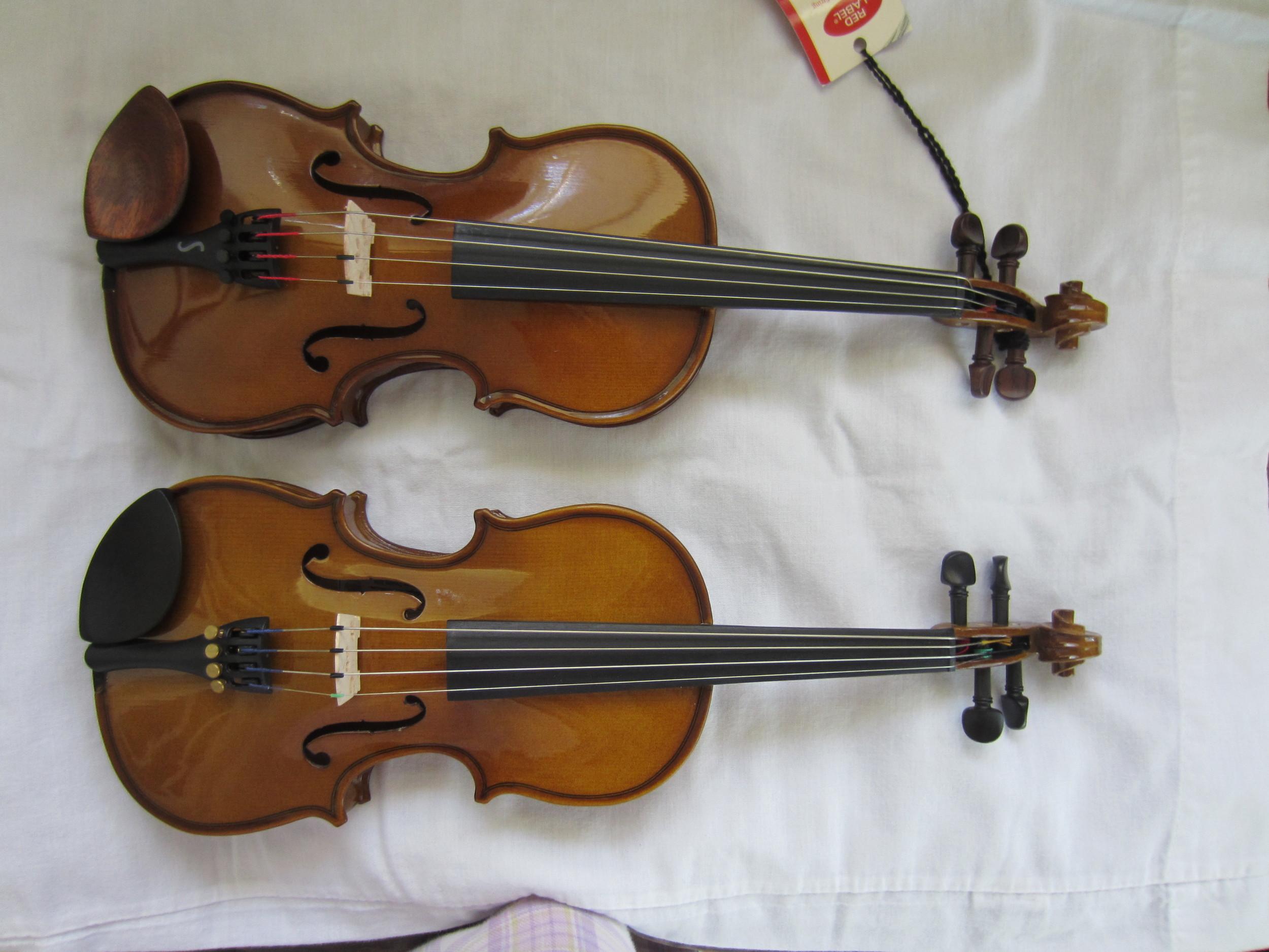 Good Violin Brands