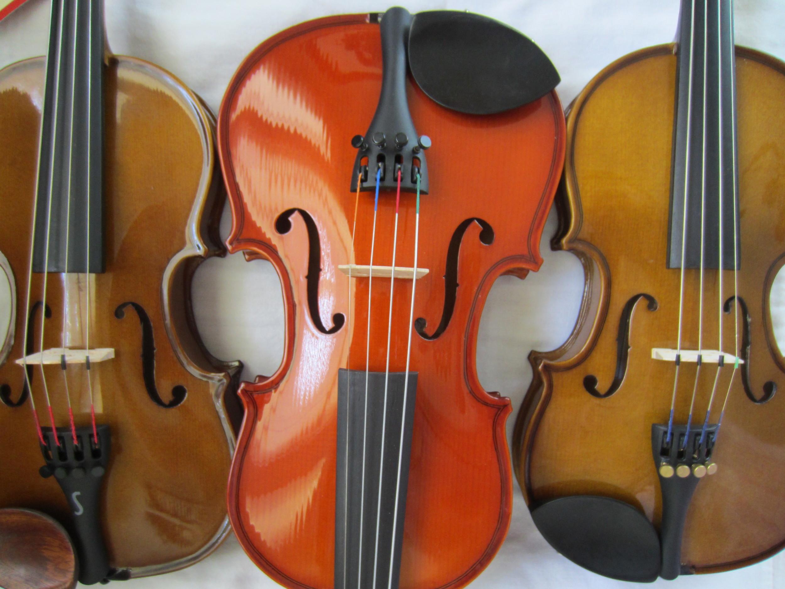 Beginning Violins