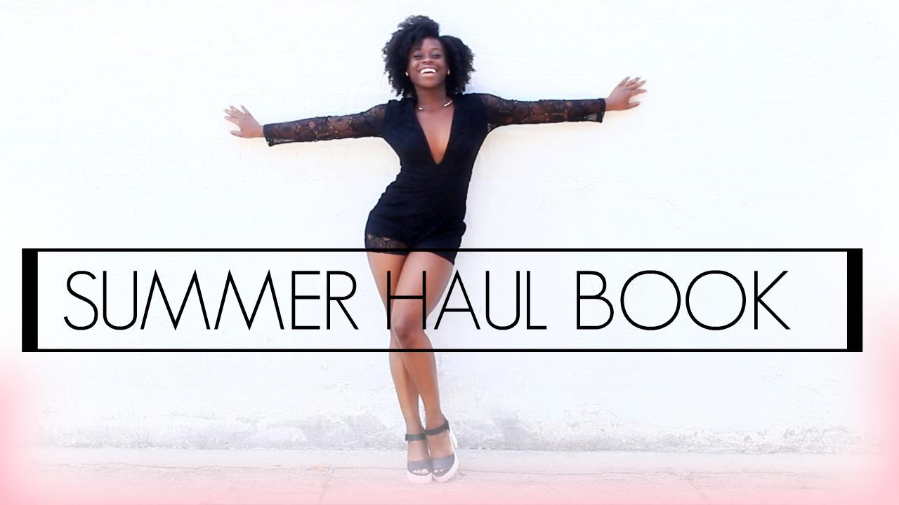 SUMMER HAUL BOOK