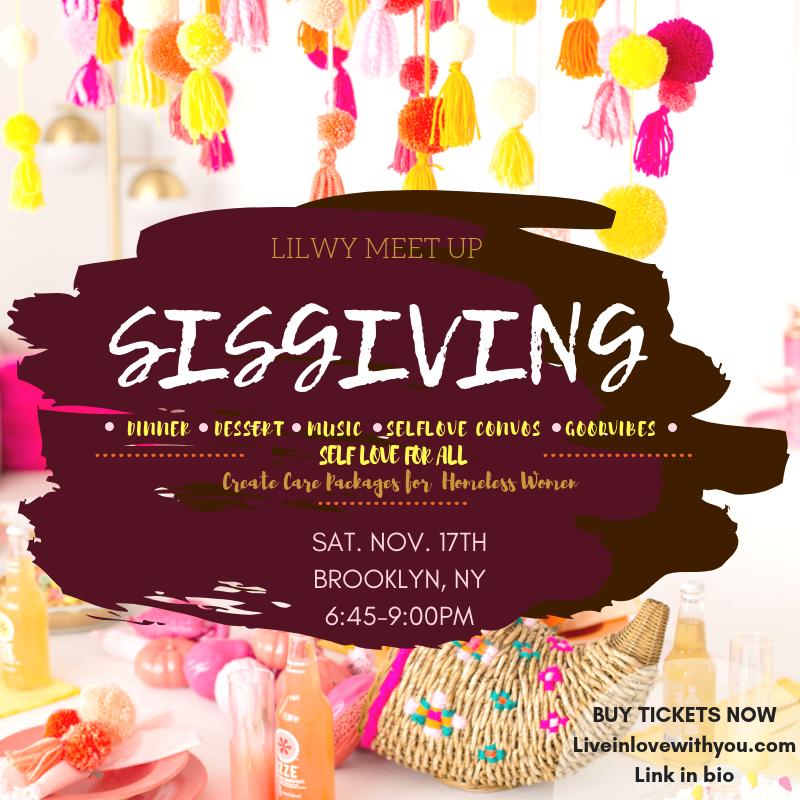 SISGIVING LILWY MEET UP2018 -