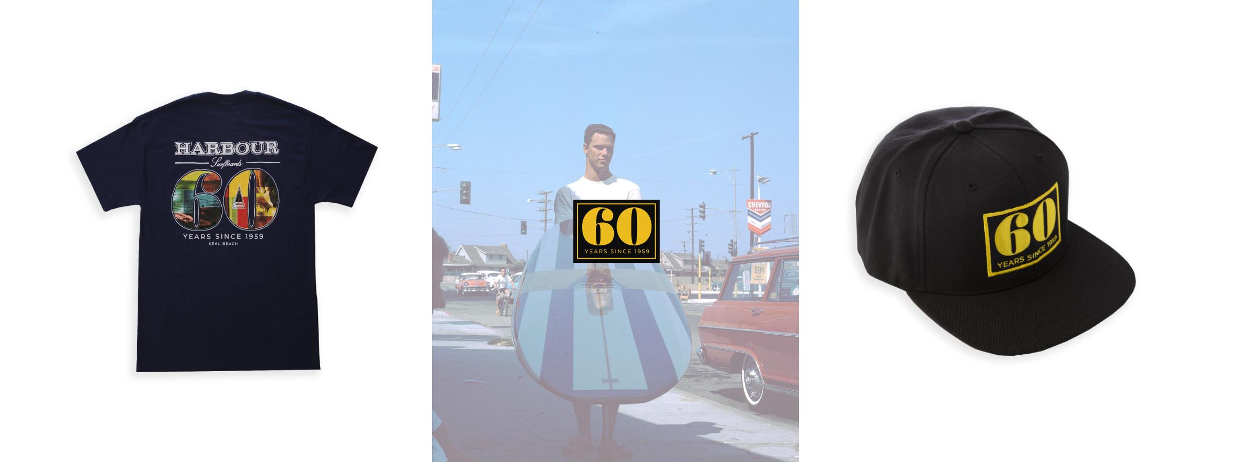 60th Anniversary Gear