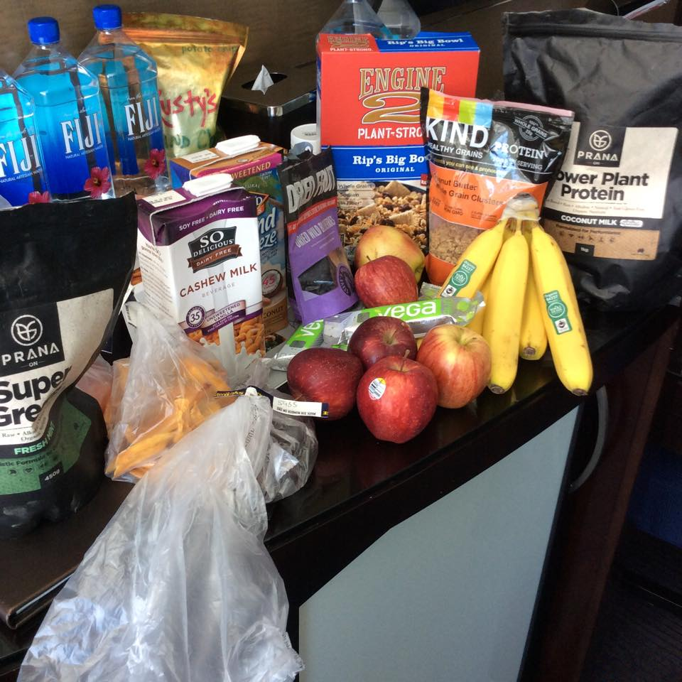 Our haul from wholefoods