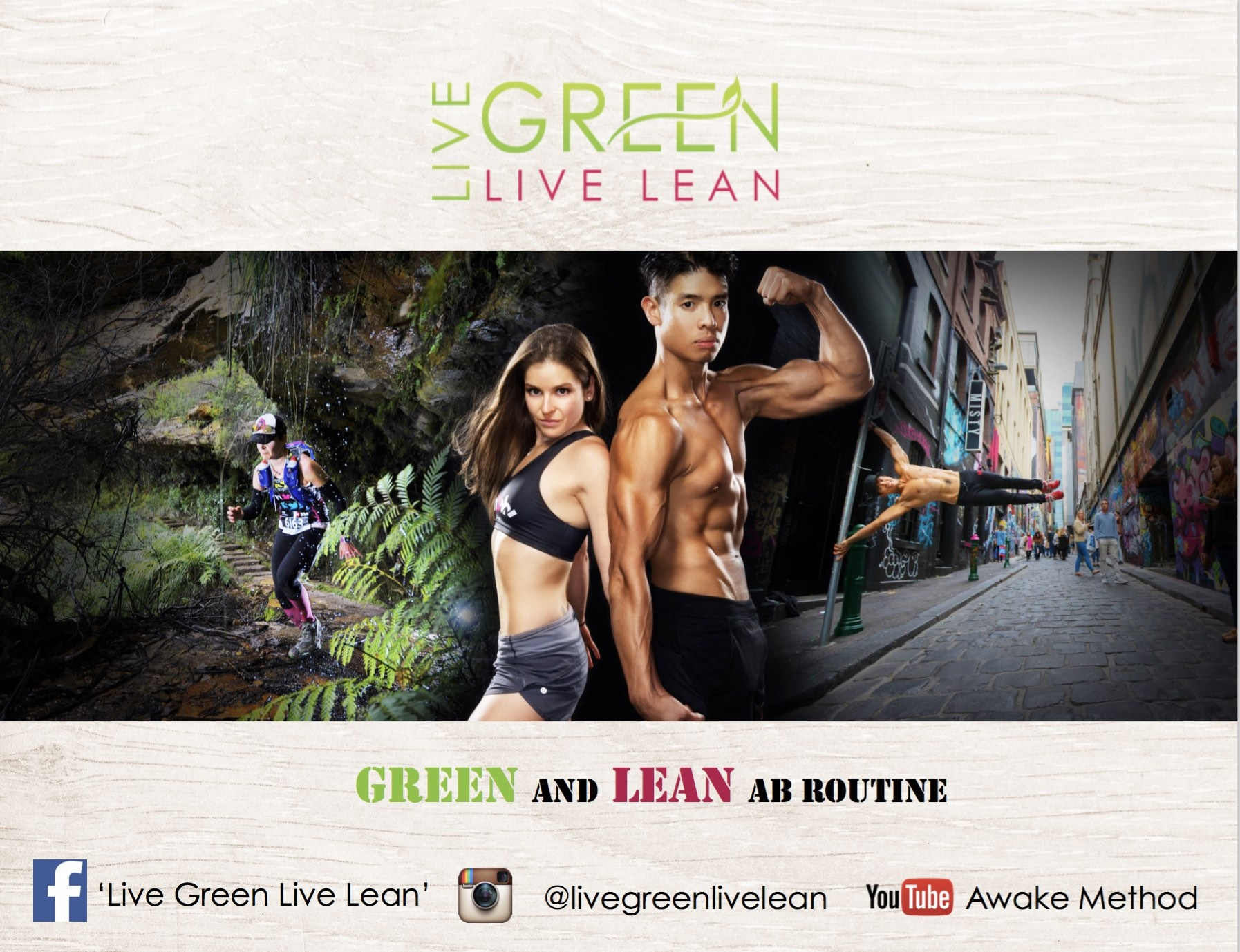 Green and Lean Ab Routine