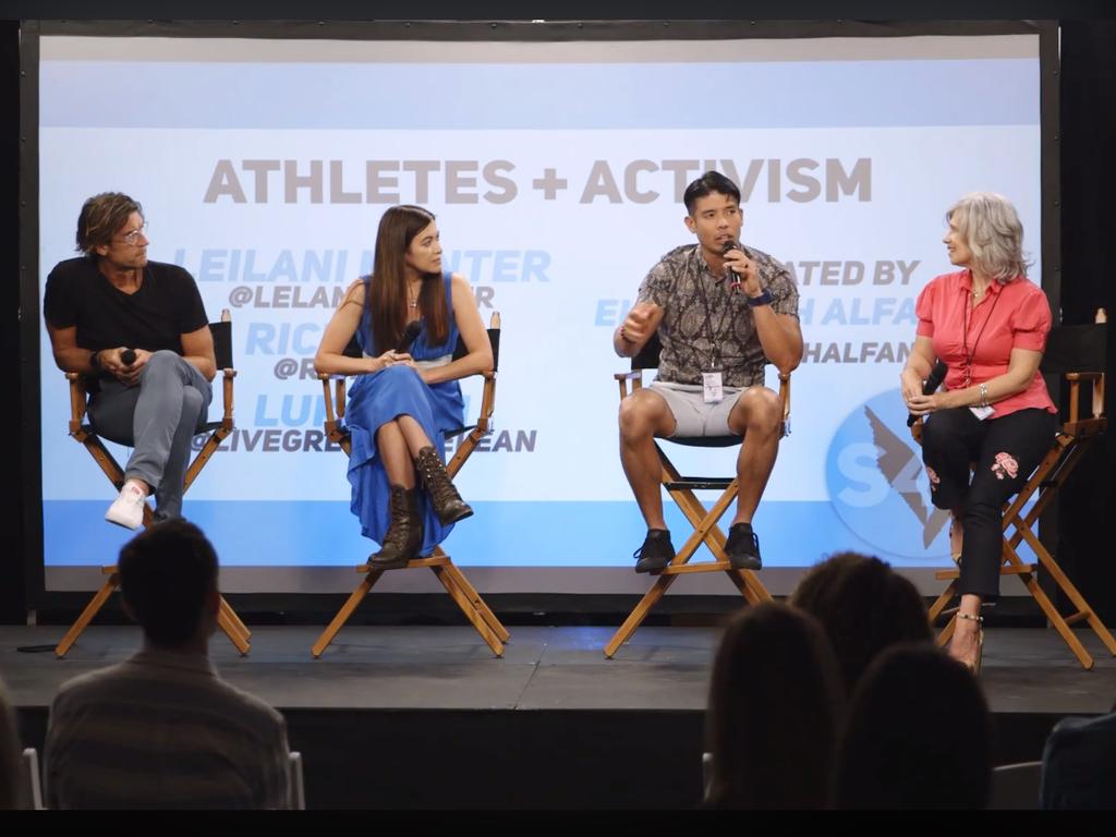 Switch4Good Summit (Los Angeles) - Athlete Activism